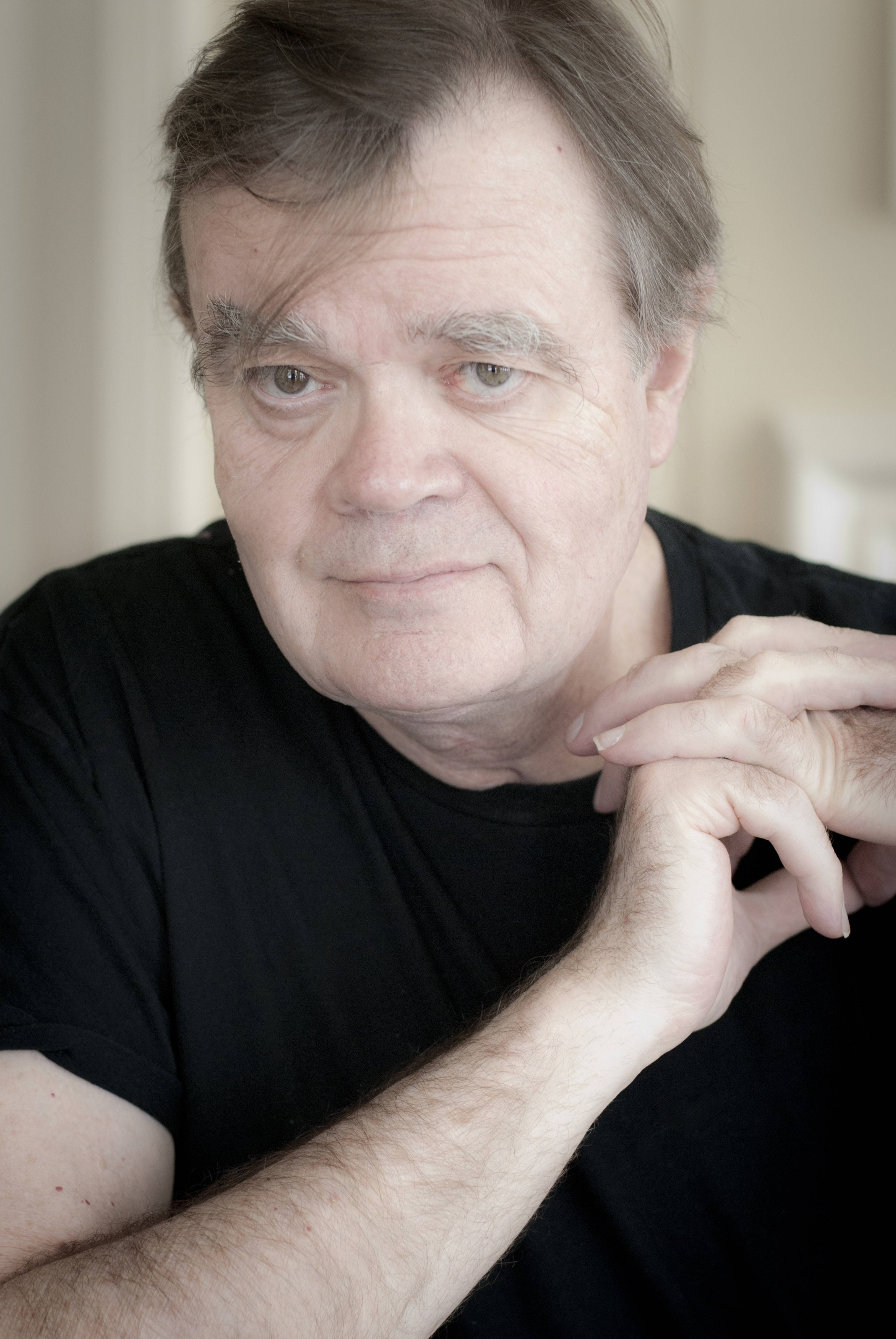 "Garrison Keillor discusses and signs copies of his new book, ""The Keillor Reader,"" at 7 p.m. Tuesday, May 6, at Meiley-Swallow Hall on the campus of North Central College in Naperville."