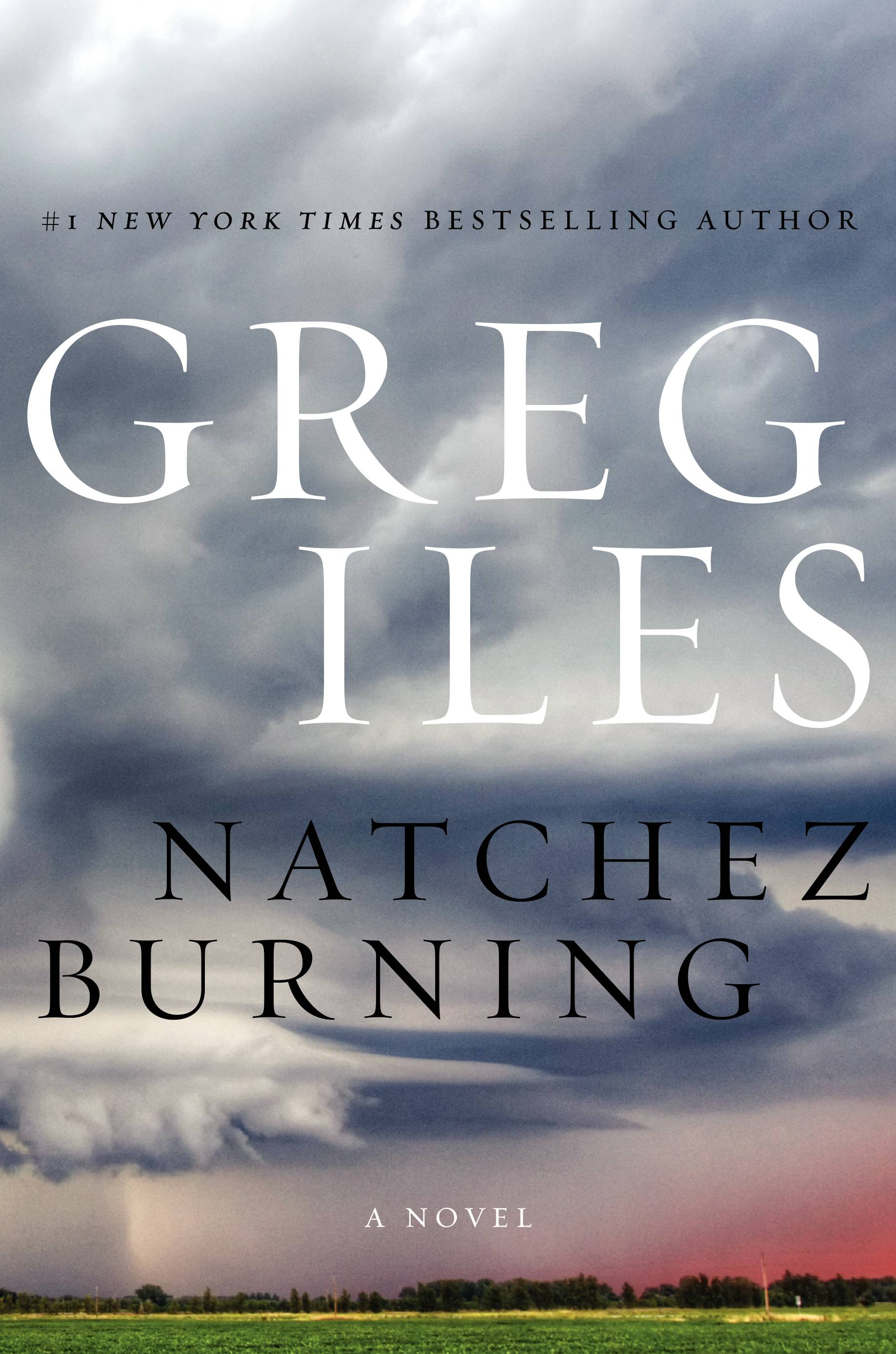 """Natchez Burning"" by Greg Iles tops off at 800 pages."