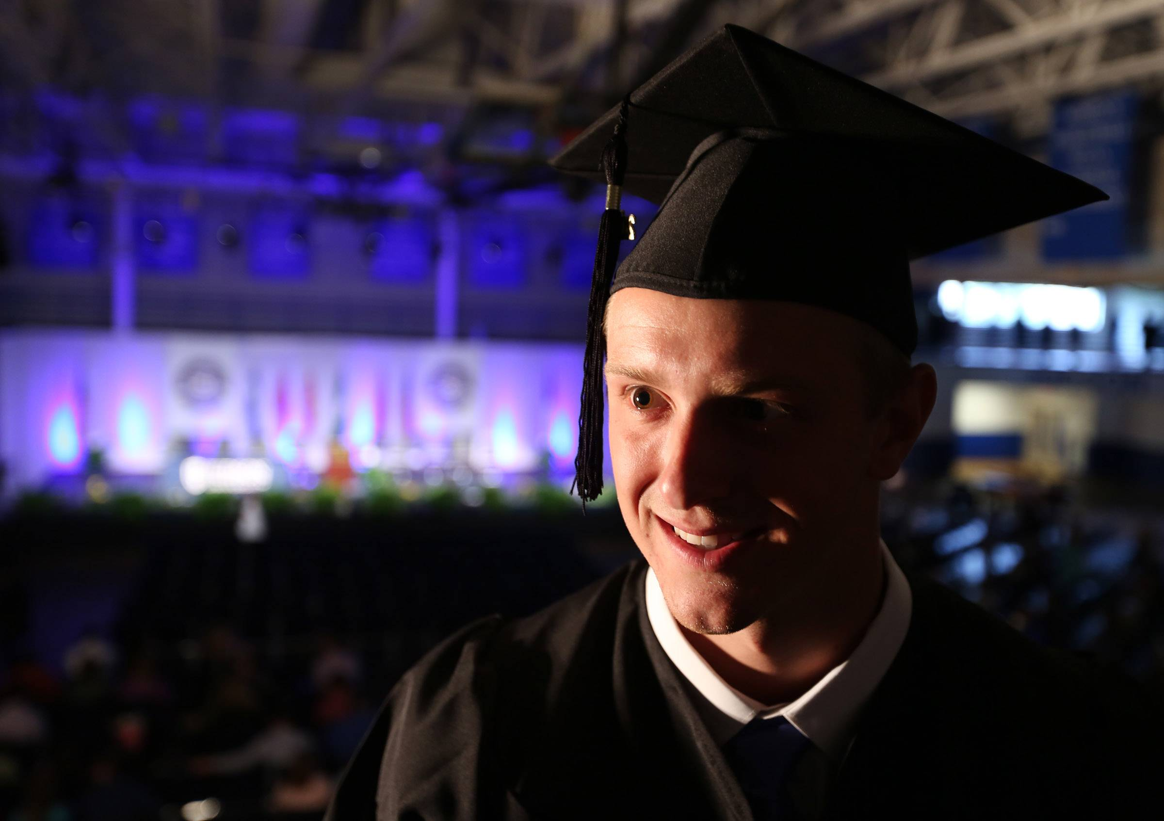 Judson University graduate Tim Schofield, 21, of Hoffman Estates, has a website and popular YouTube channel. One of his videos a year ago had 7 million views.