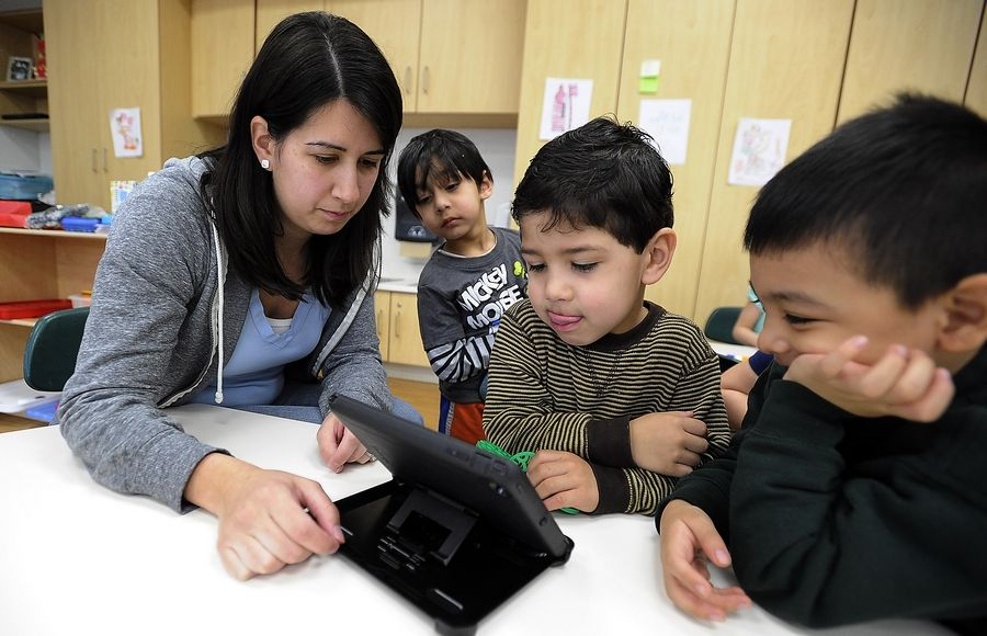 New early learning centers in suburbs help make Illinois a