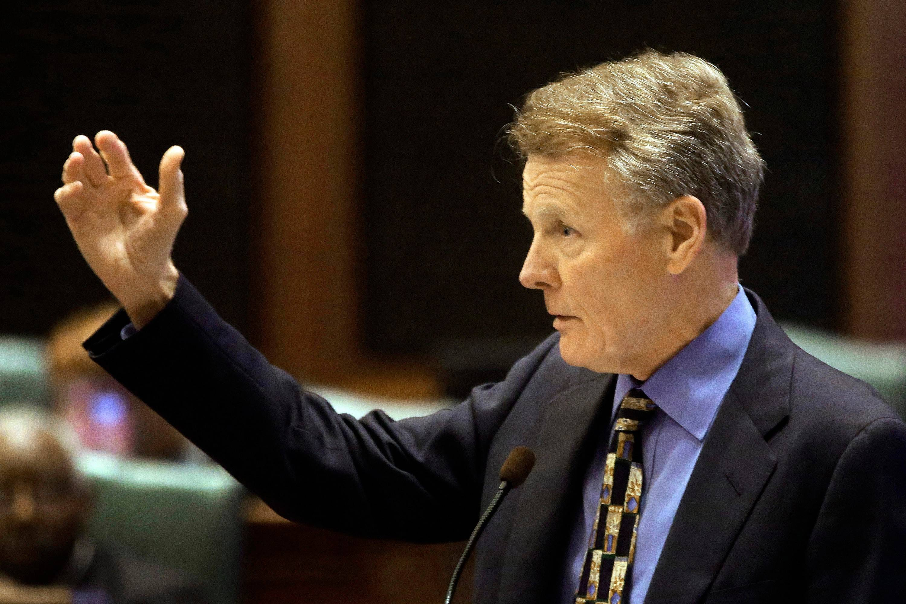 Illinois Speaker of the House Michael Madigan, D-Chicago. Associated Press photo
