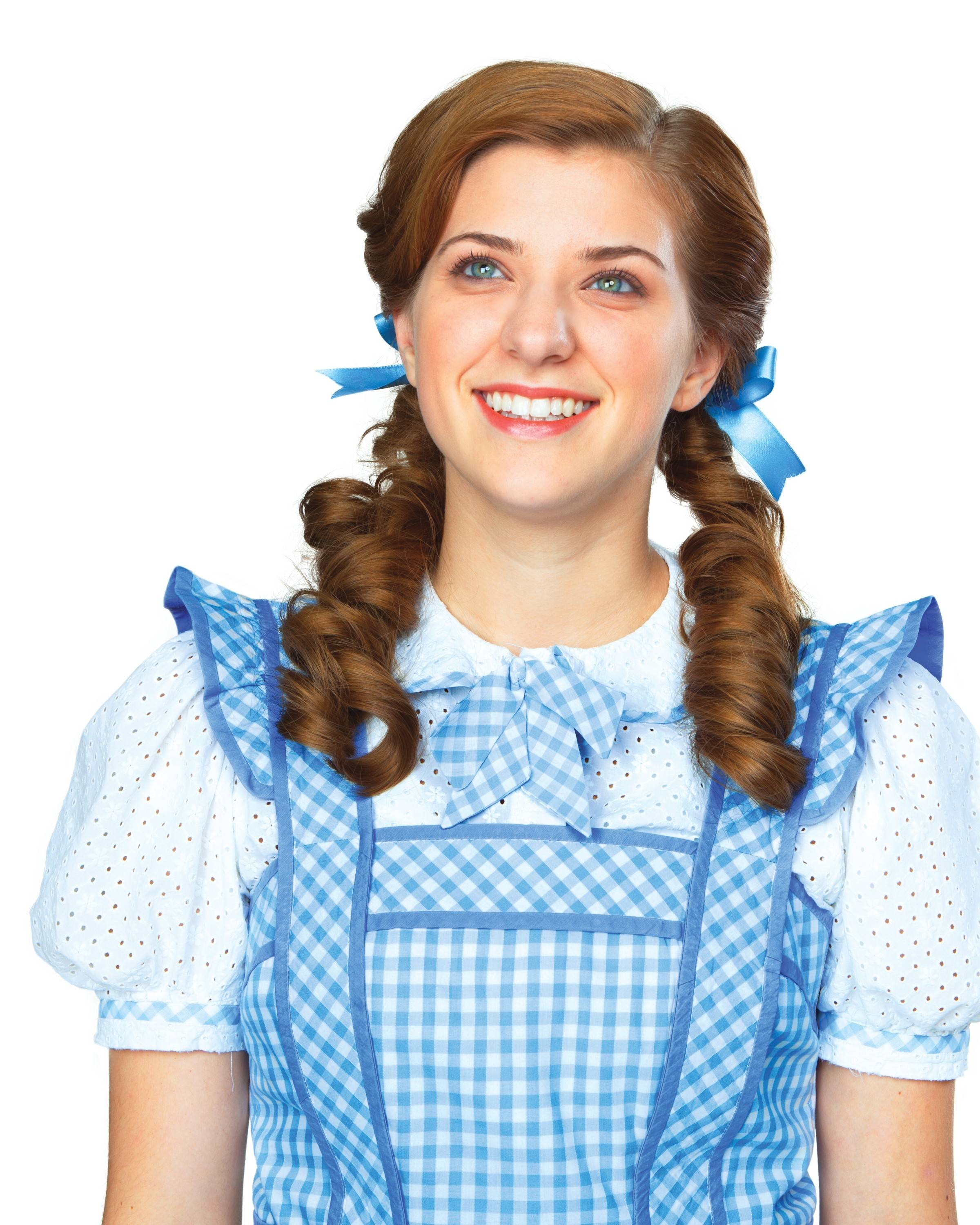 "Danielle Wade stars as Dorothy in the national tour of ""The Wizard of Oz,"" now at the Cadillac Palace Theatre in Chicago through Sunday, May 11. Wade won the role via a 2012 Canadian reality TV show called ""Over the Rainbow."""