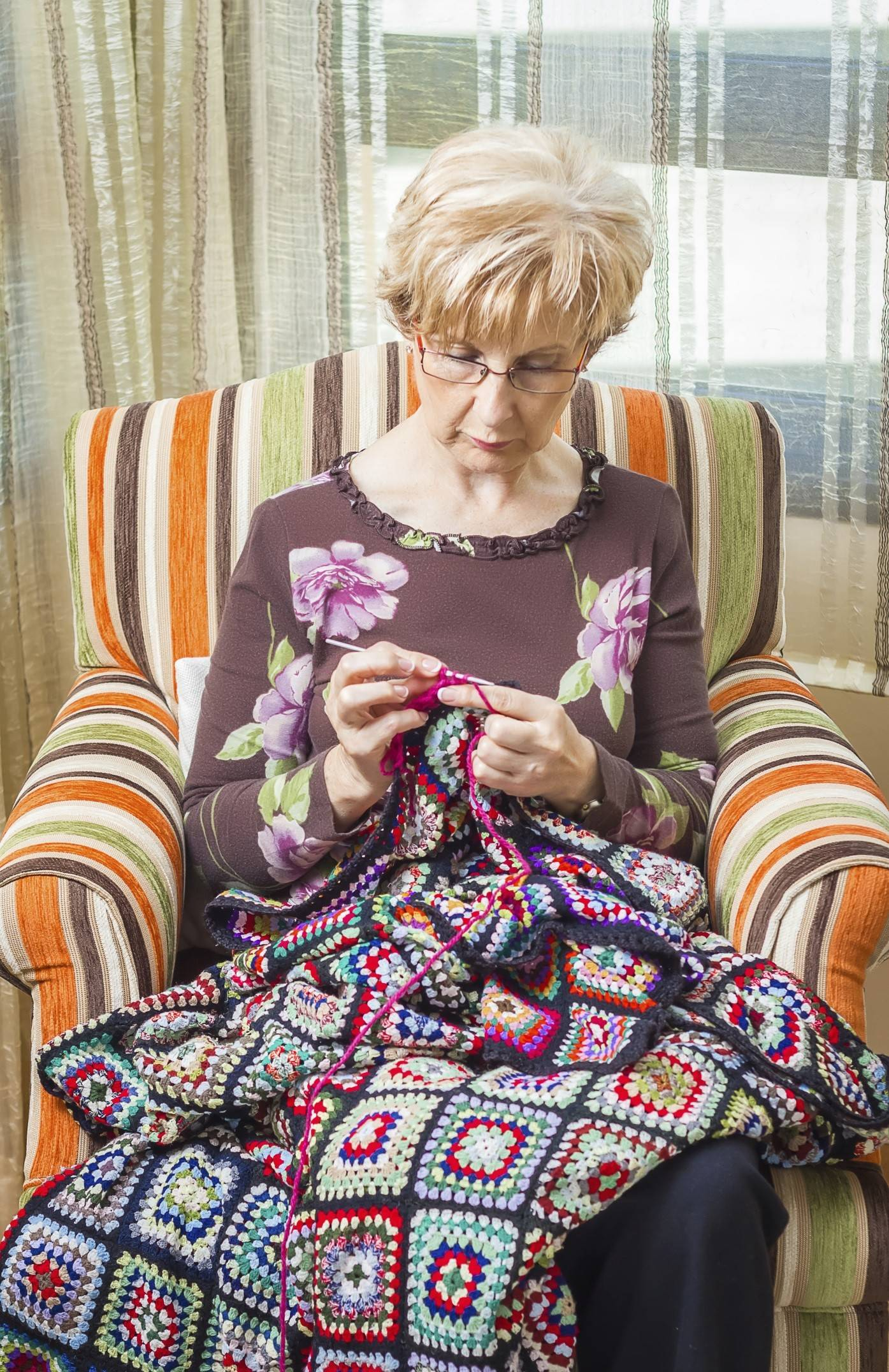 Researchers are beginning to understand the neurological basis for why activities such as knitting are good for the mind.