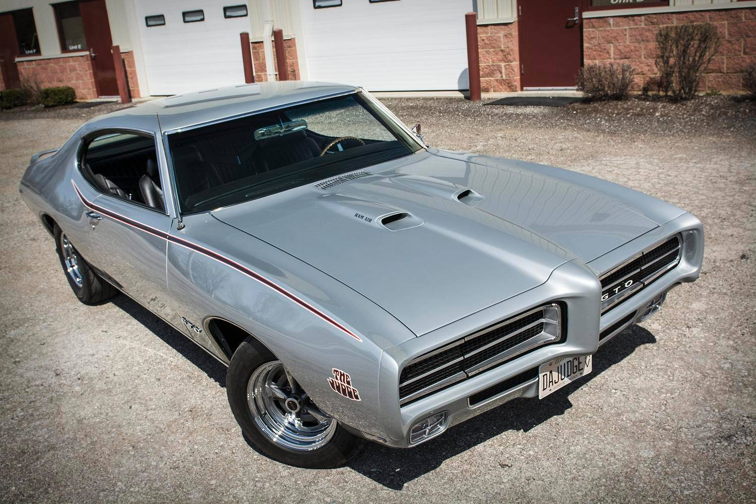1969 Pontiac GTO, The Judge
