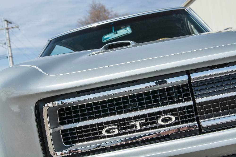 The popular Pontiac GTO is affectionately called the Goat by auto enthusiasts.
