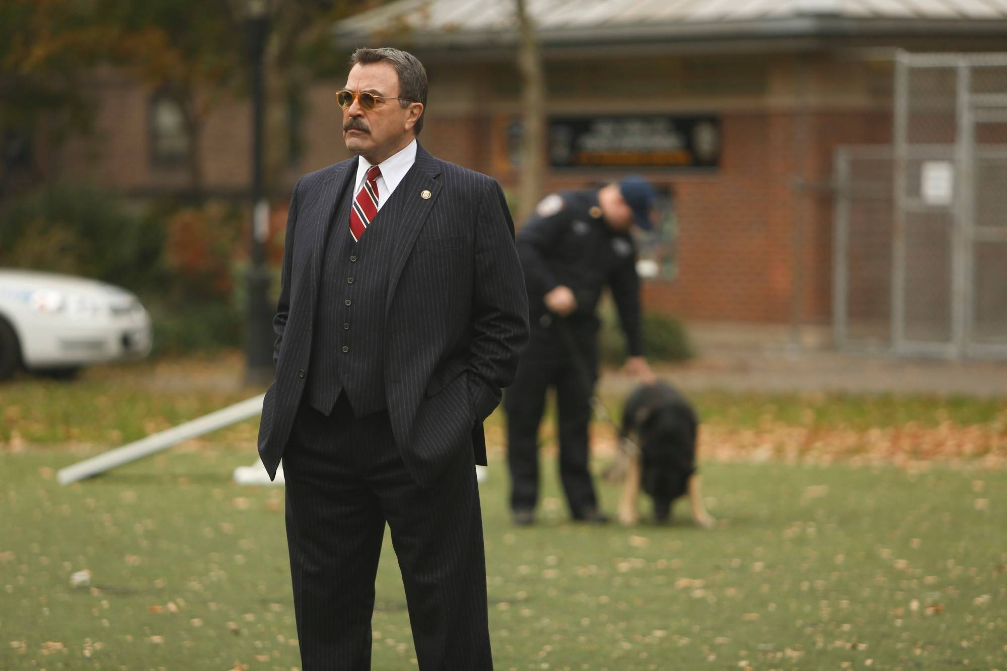 "Tom Selleck says his show, the CBS drama ""Blue Bloods,"" is redefining viewing habits on Fridays -- typically not a strong night for network TV."