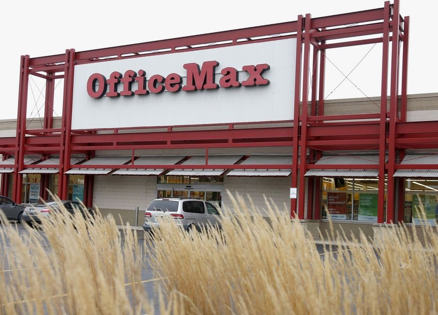 Office Depot plans to close at least 400 U S  stores