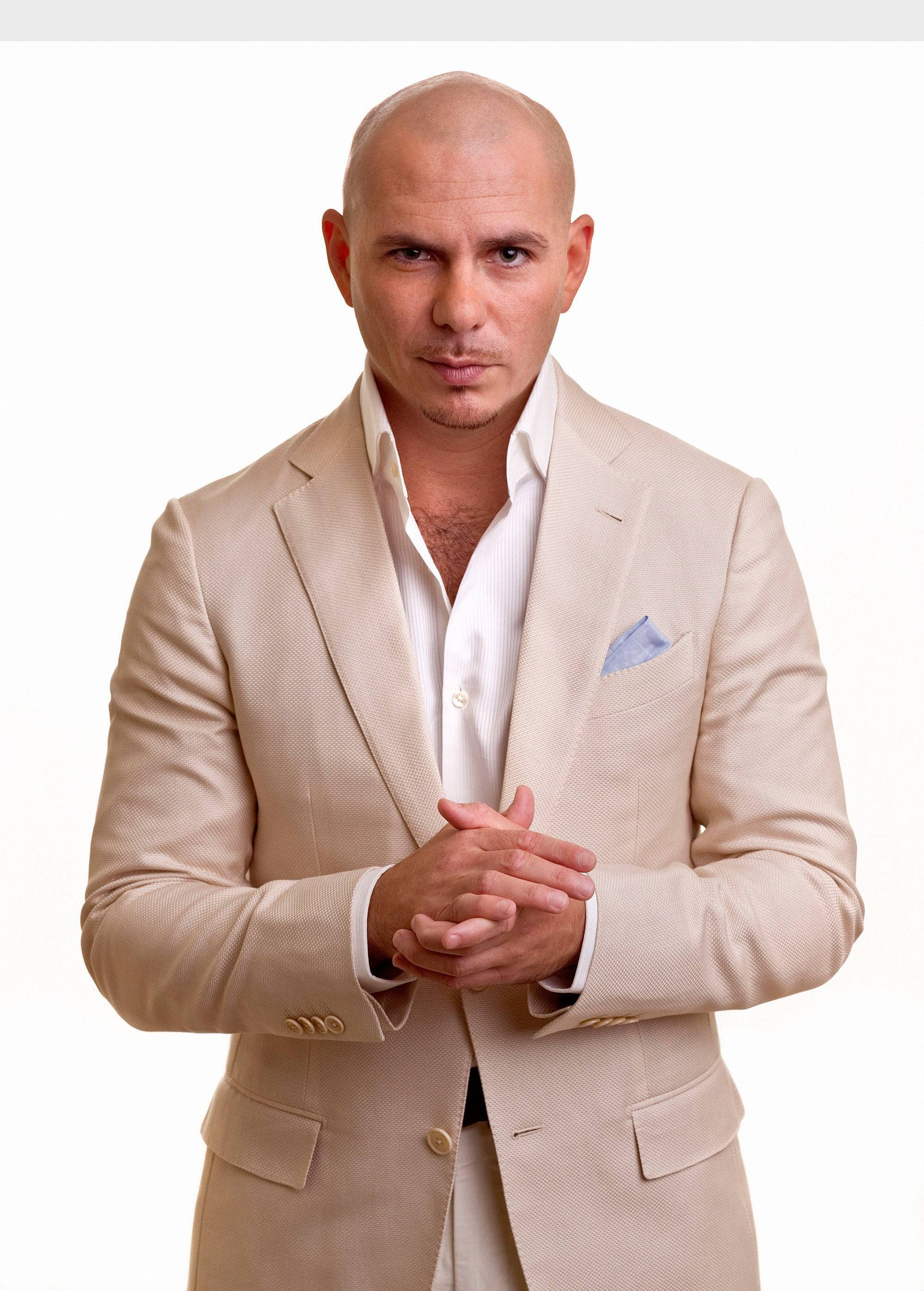 Rapper Pitbull will headline with Latin pop singer Enrique Iglesias on Friday, Oct. 3, at the Allstate Arena in Rosemont.