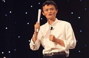 Jack Ma, a former English teacher who flunked his college entrance exam twice, founded Alibaba in his apartment in 1999 with 17 friends and $60,000 they had raised.