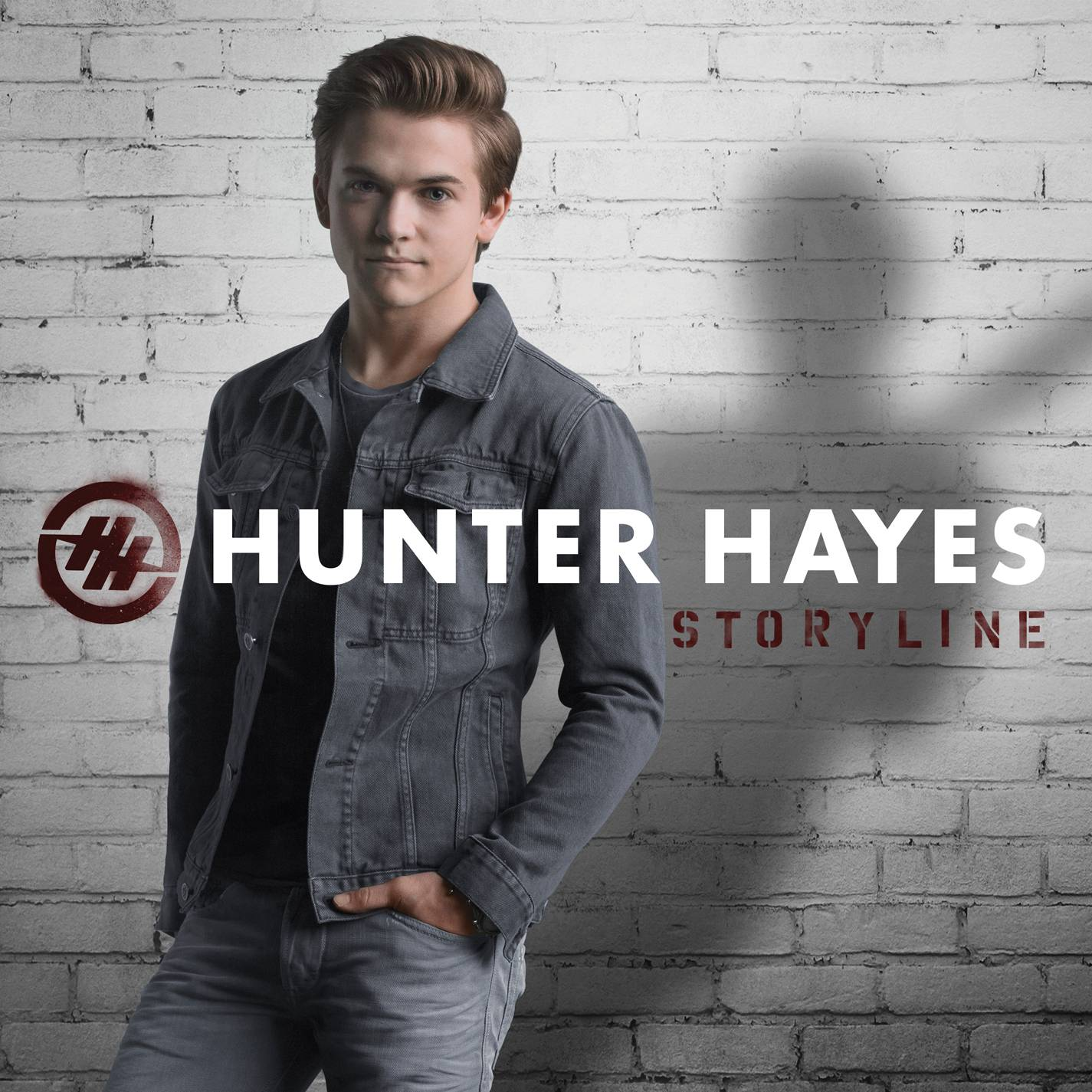 """Storyline"" is the second release from Hunter Hayes."