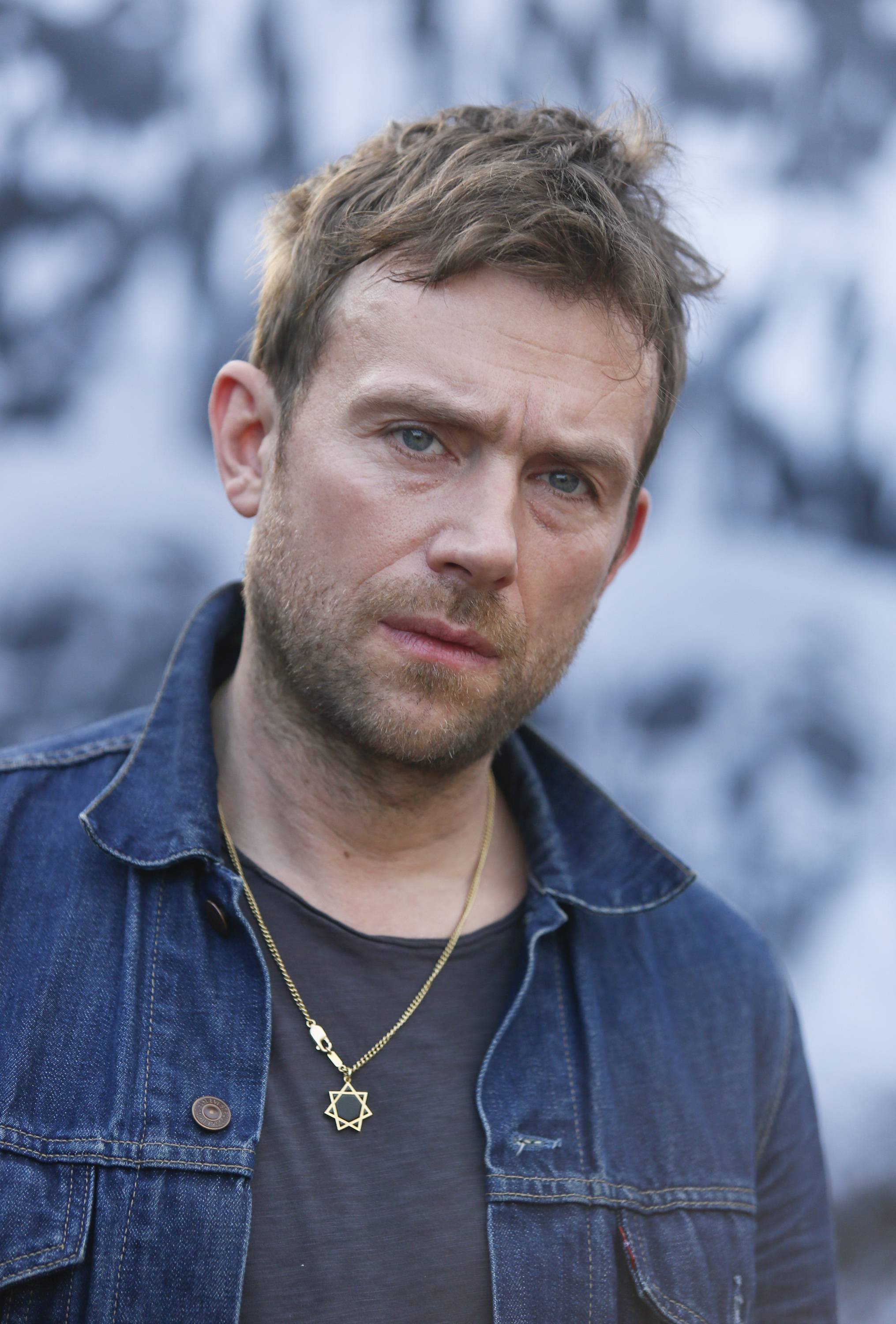 "Damon Albarn released his new solo album, ""Everyday Robots,"" last week."