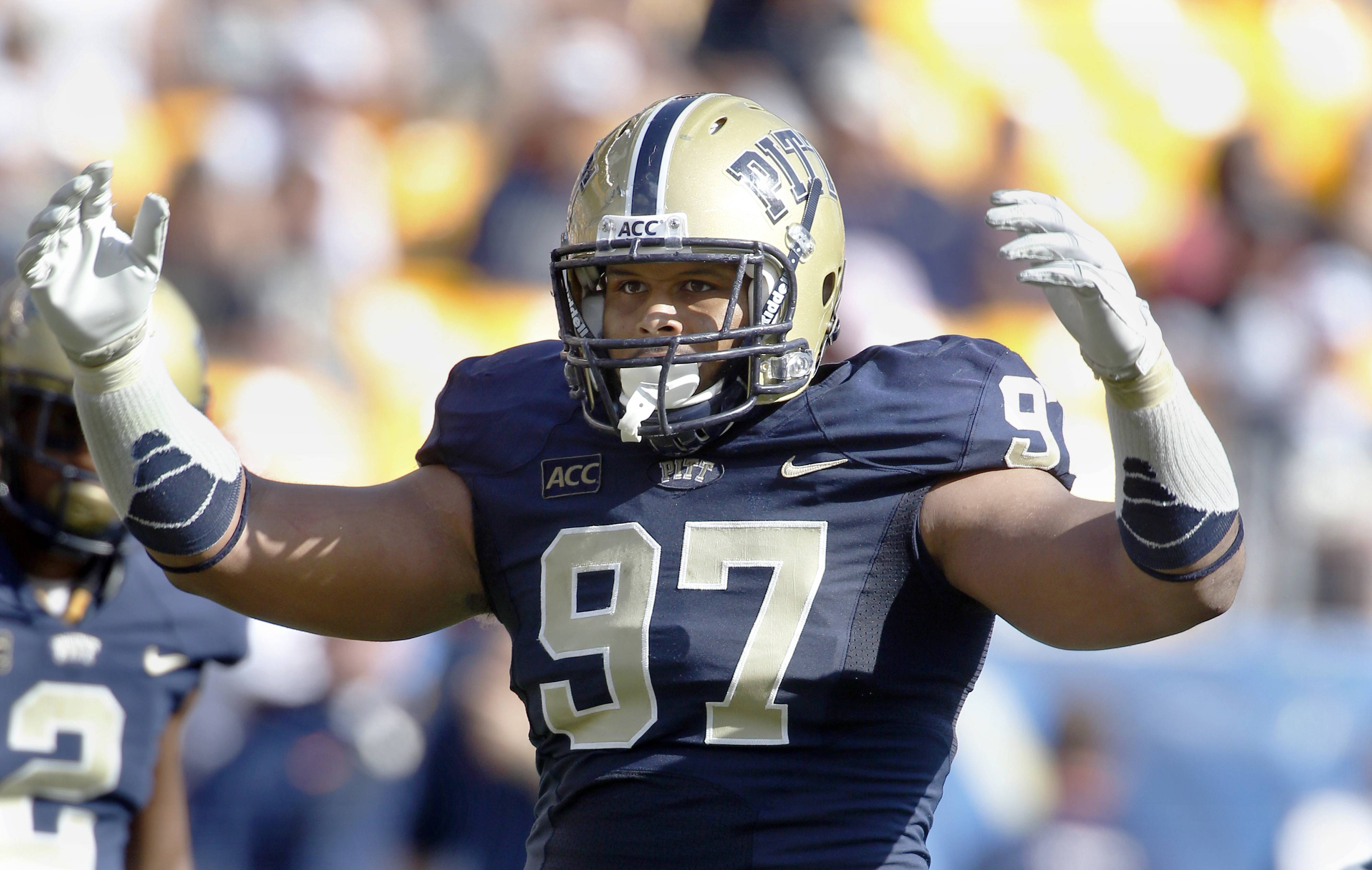 Will Bears grab Pitt's Donald in draft?