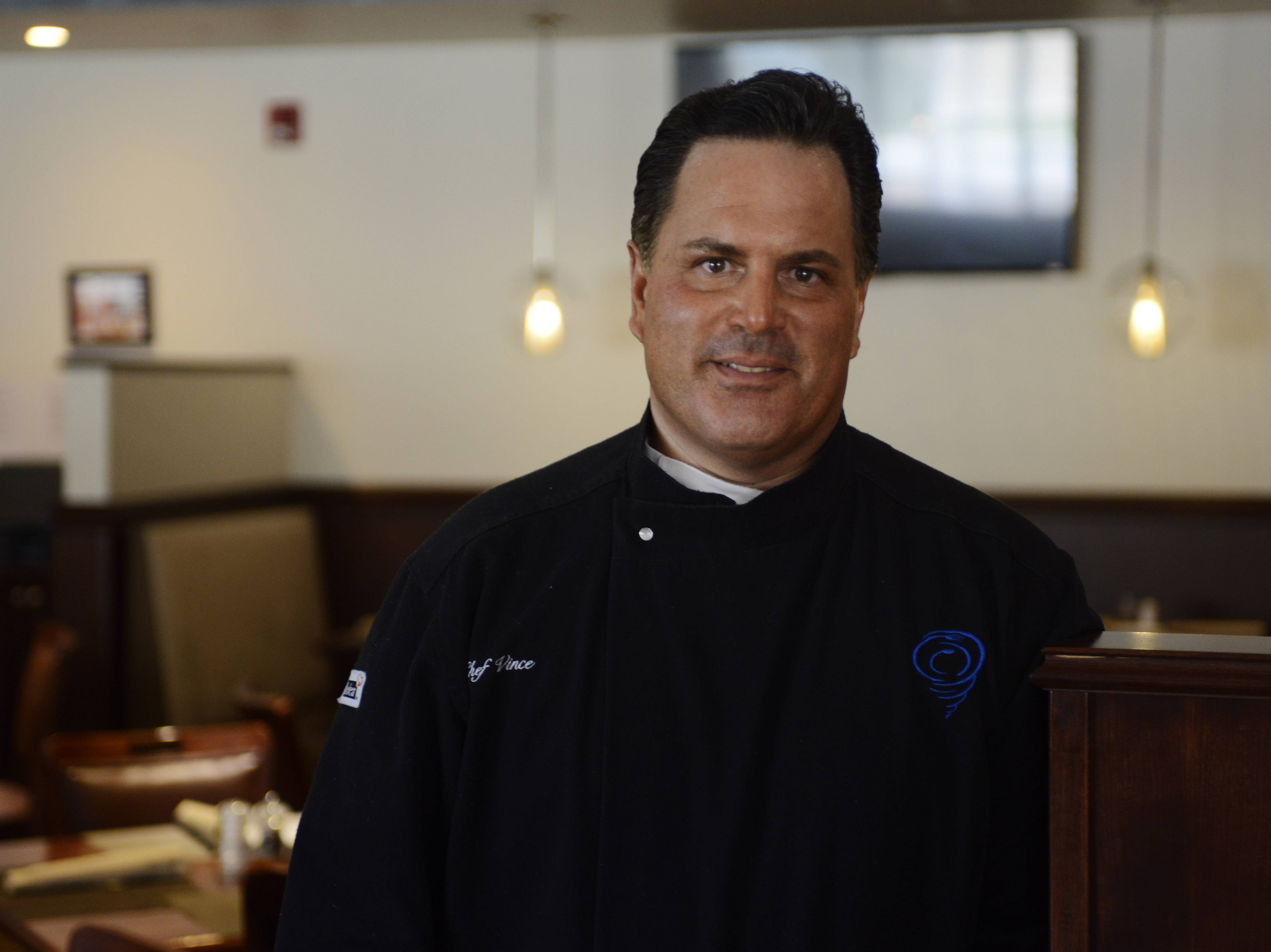 Chef Vince Pecora opened Zeal in Schaumburg in late 2013.