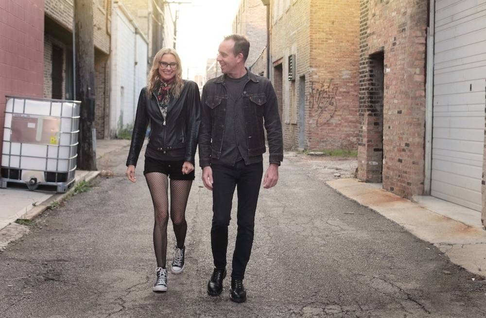 The Both, a new band consisting of singer-songwriter Aimee Mann and punk singer Ted Leo, will perform in Chicago.