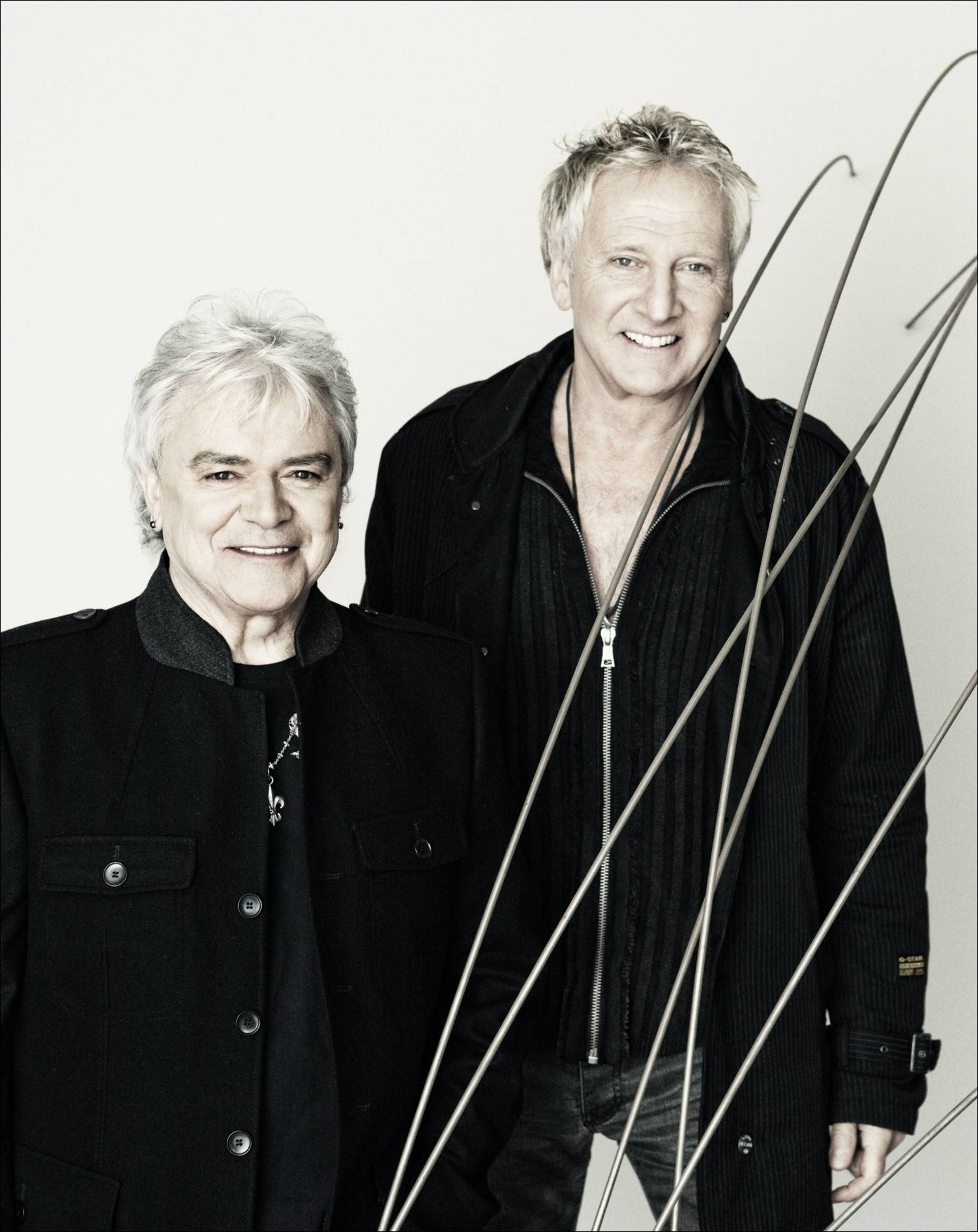 Classic soft-rock duo Air Supply returns to the suburbs this weekend.
