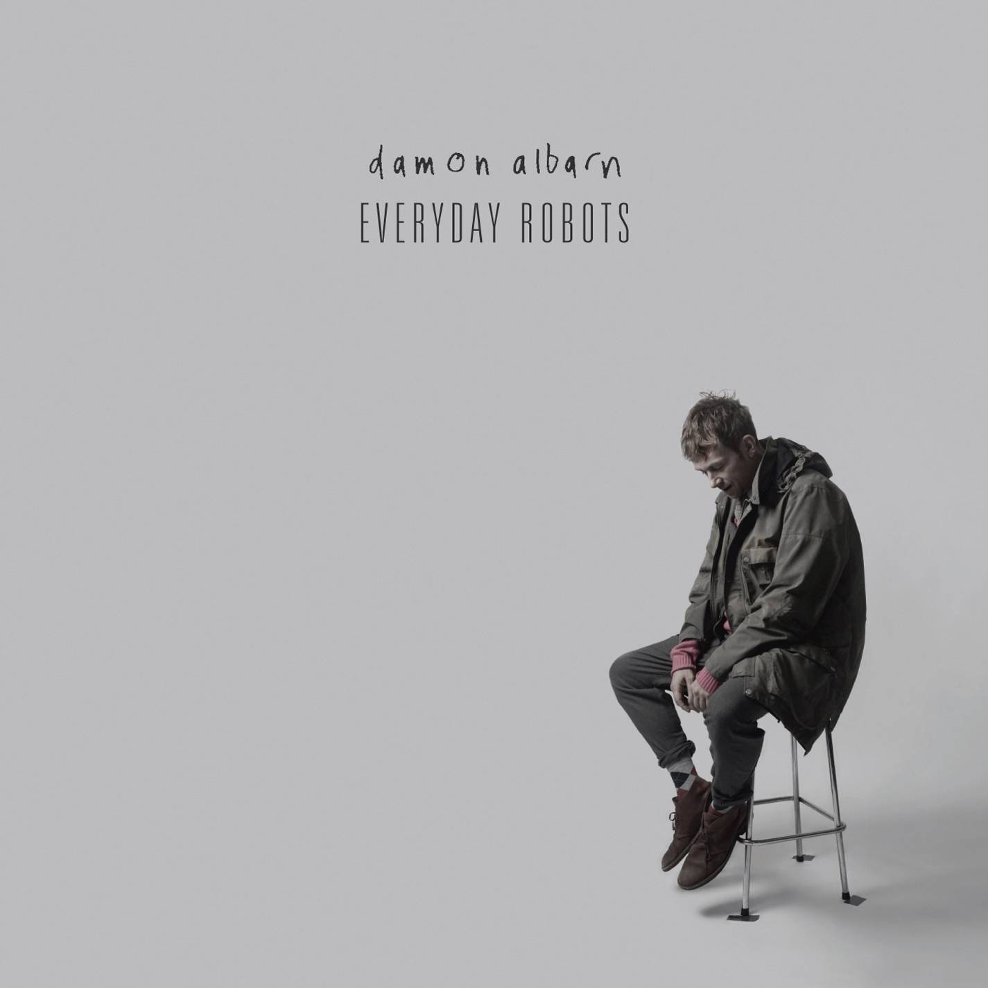 """Everyday Robots"" is the first solo release from Damon Albarn."