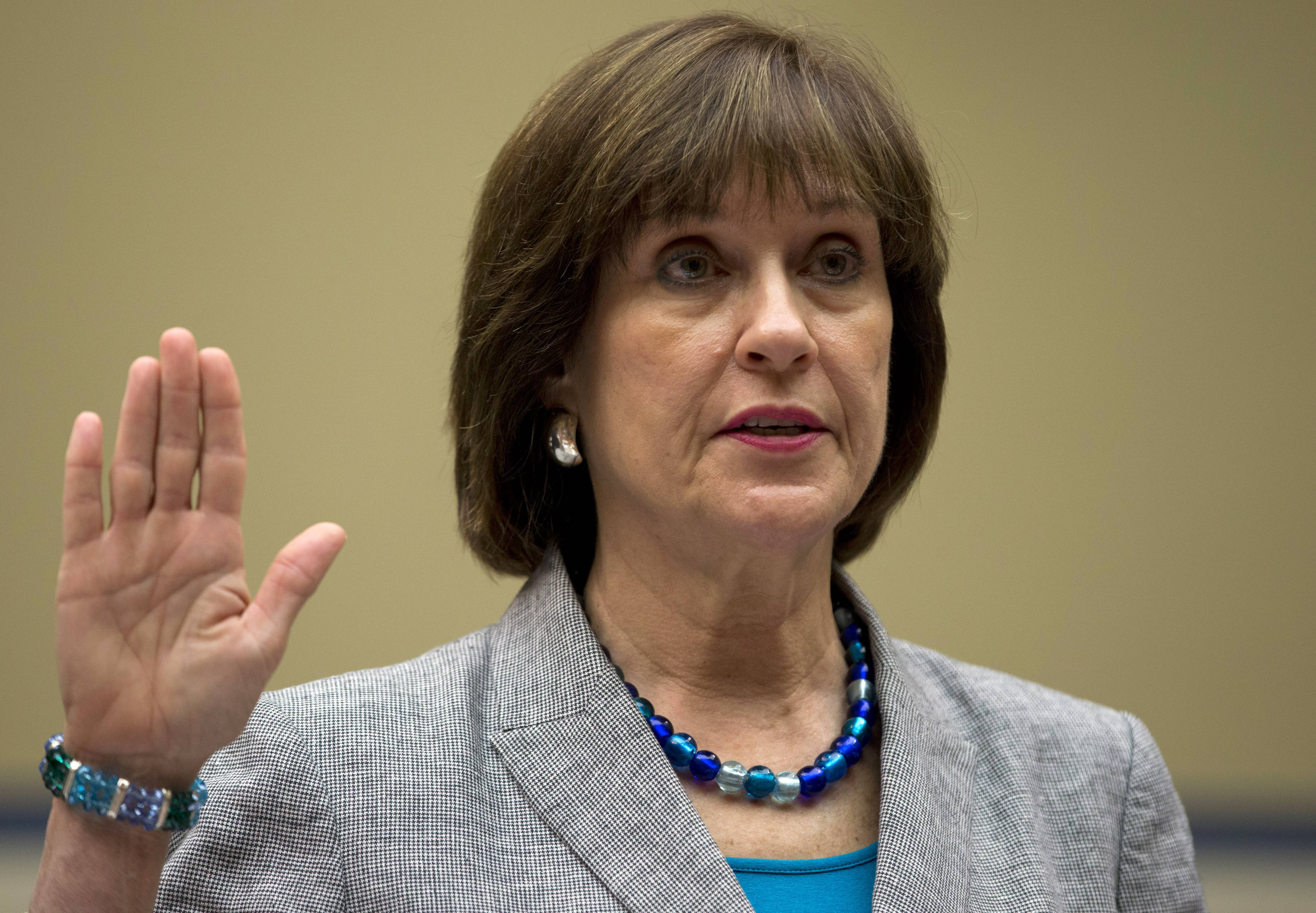 The House on Wednesday voted to hold former IRS official Lois Lerner in contempt of Congress for refusing to testify at a pair of committee hearings about her role in the agency's Tea Party controversy.