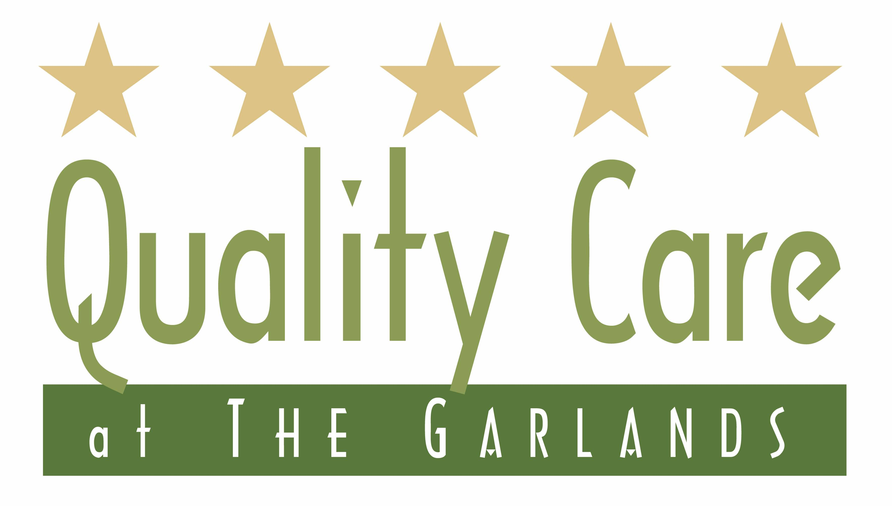Prairieview at The Garlands achieved a perfect overall 5-star rating for the third year in a row from the federal government's Center for Medicare Services (CMS) for quality. graphic