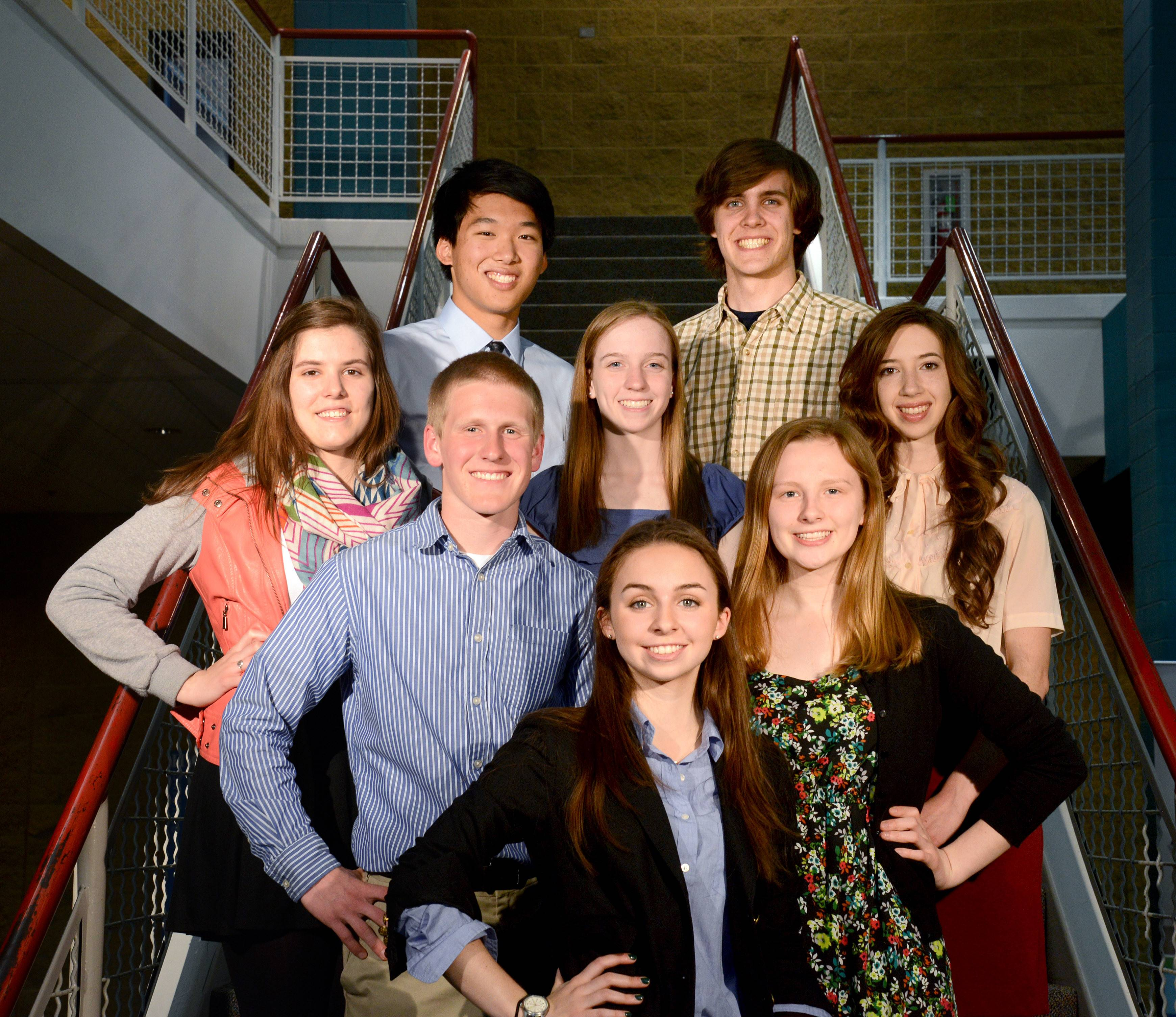 Meet the 2013-2014 Fox Valley Academic Team