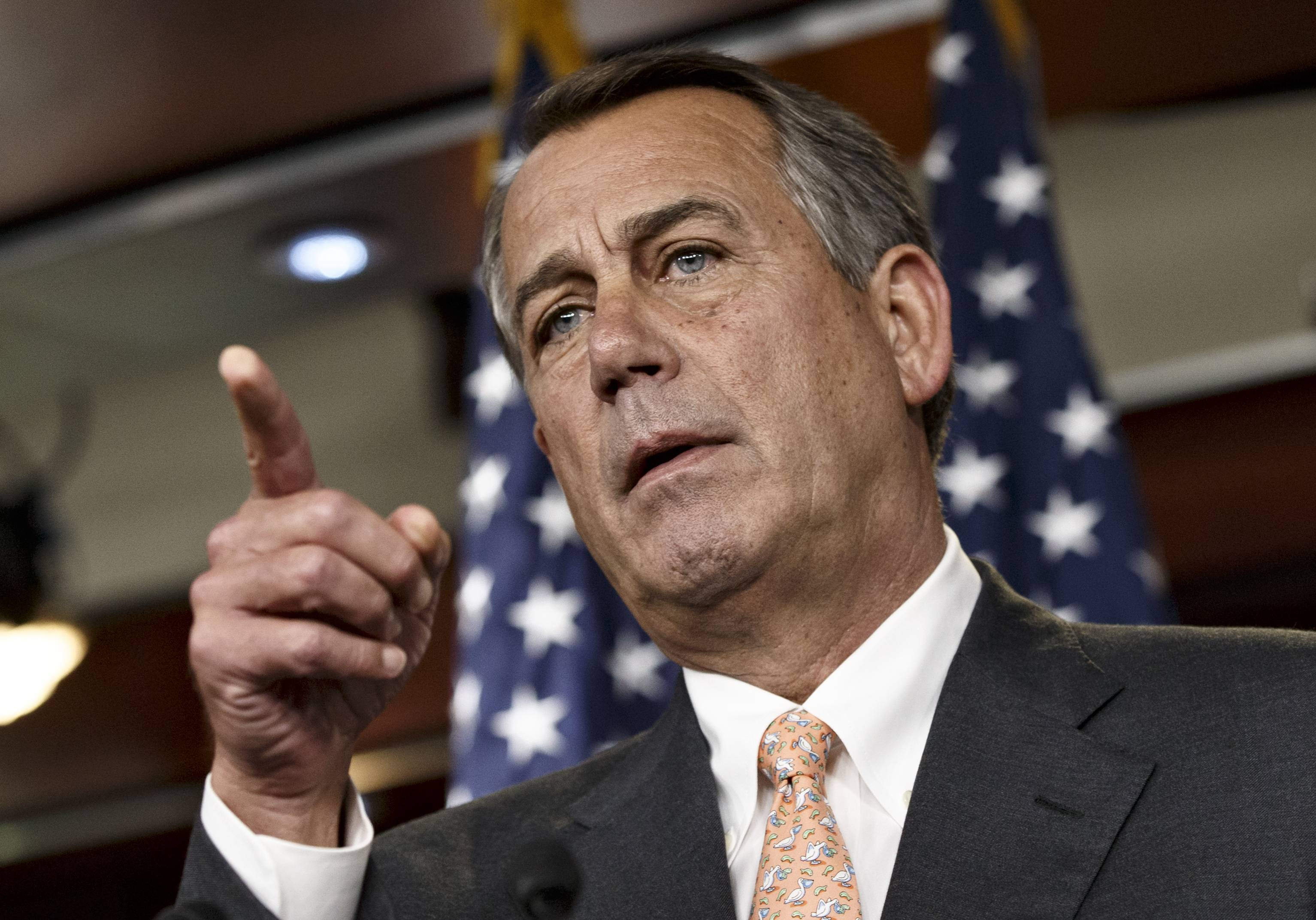 "Speaker of the House John Boehner has vowed that a select committee looking into the deadly 2012 attack on the U.S. diplomatic post in Benghazi, Libya, would be ""all about getting to the truth"" of the Obama administration's response to the attack and would not be a partisan, election-year circus."