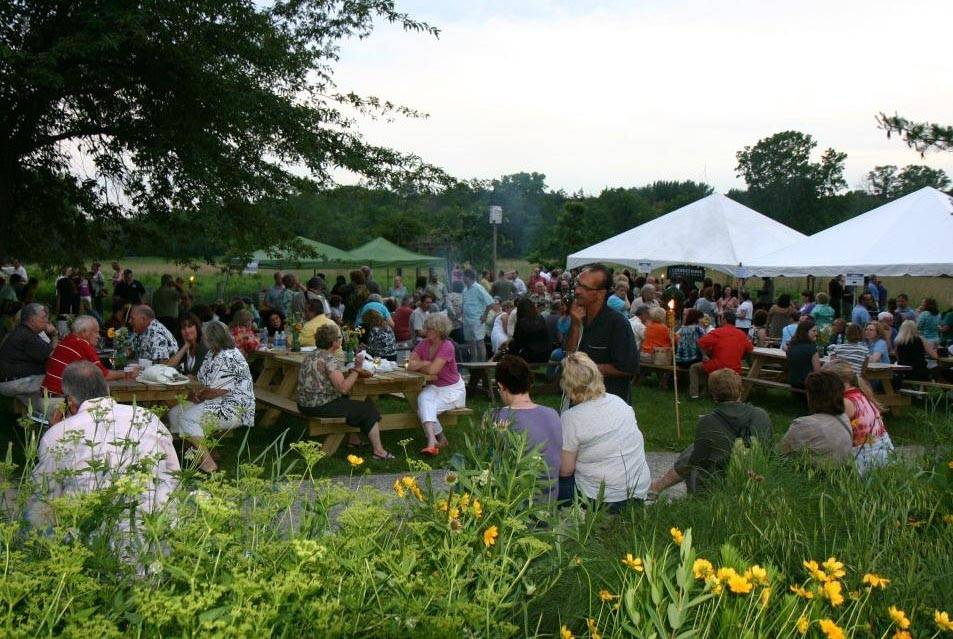 Bringing together good wine, beer and music, the Schaumburg Park District's annual Solstice Hop & Vine Fest takes place from 6 to 9 p.m. June 21 at the Spring Valley Nature Center.