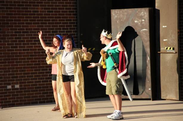 Street Theatre is a paid summer traveling drama company for ages 16-25.Schaumburg Park District