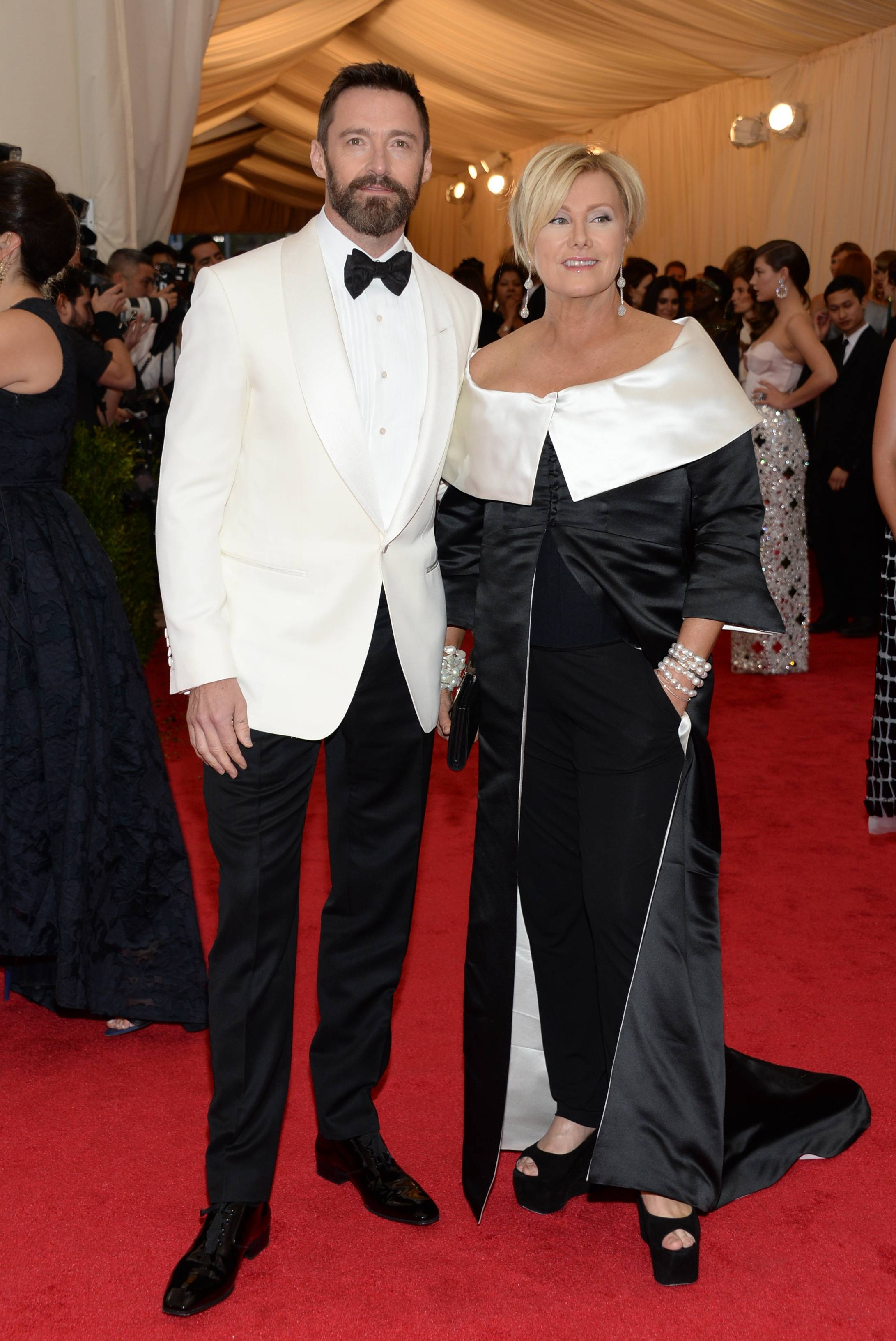 Hugh Jackman, who recently attended The Metropolitan Museum of Art's Costume Institute benefit gala with Deborra-Lee Furness, is heading back to Broadway in the fall.