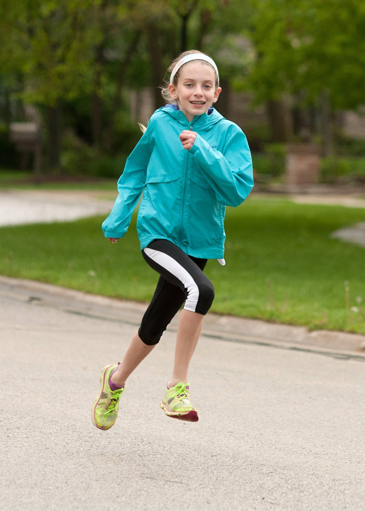 Alex Morris, 12, of Naperville is planning her own 5K race June 8 to raise funds for the Celiac Disease Foundation. She was diagnosed last year with Celiac disease, which she treats by avoiding eating anything with gluten, including her former favorite food, French bread.