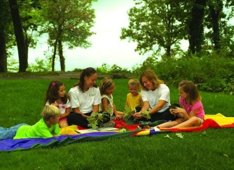 Camp Eagle returns this summer to Eagle Ridge Resort & Spa in Galena, Illinois, from Memorial Day to Labor Day.