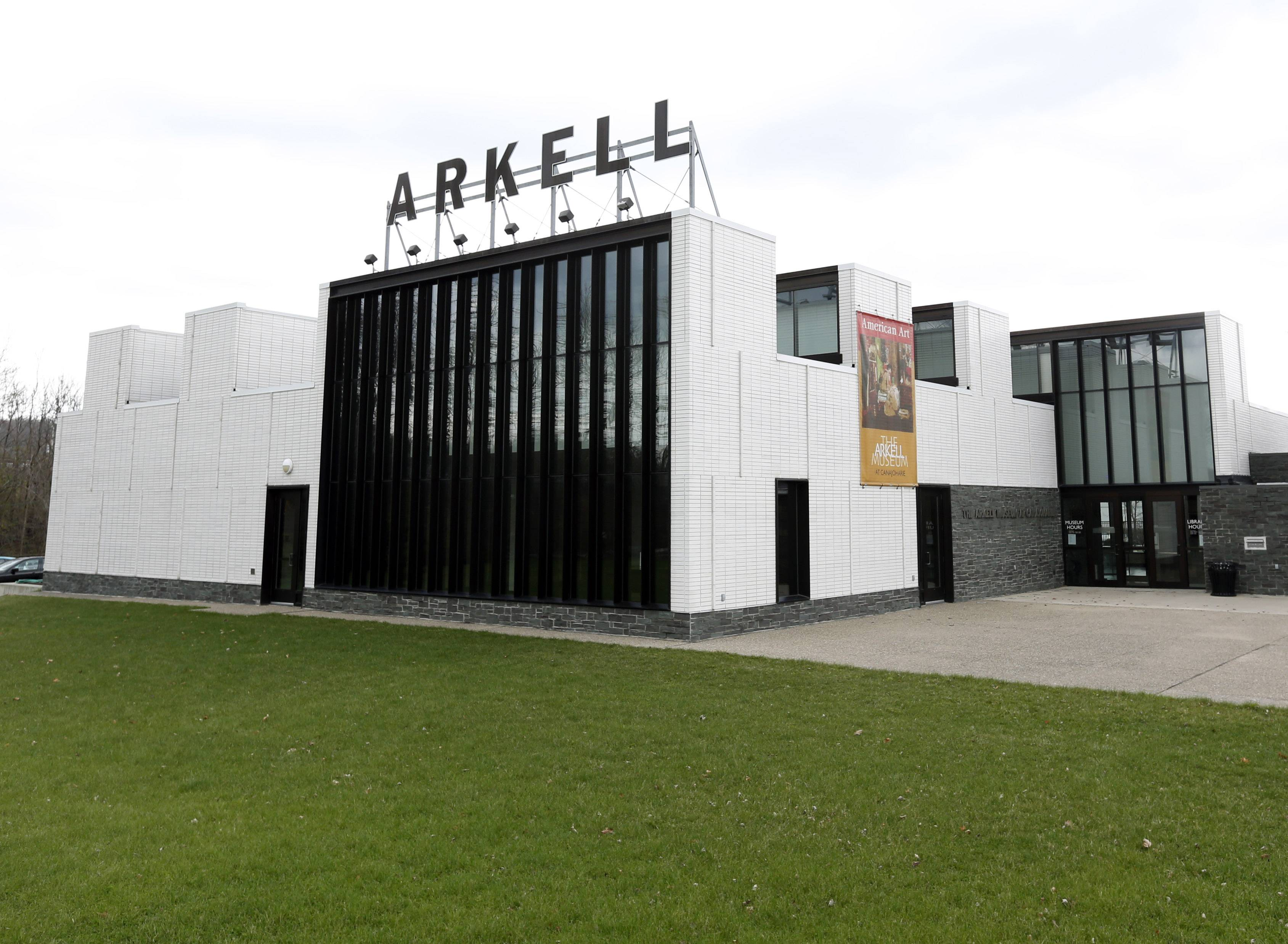 The Arkell Museum in Canajoharie, New York, population 2,200, is considered a hidden gem.