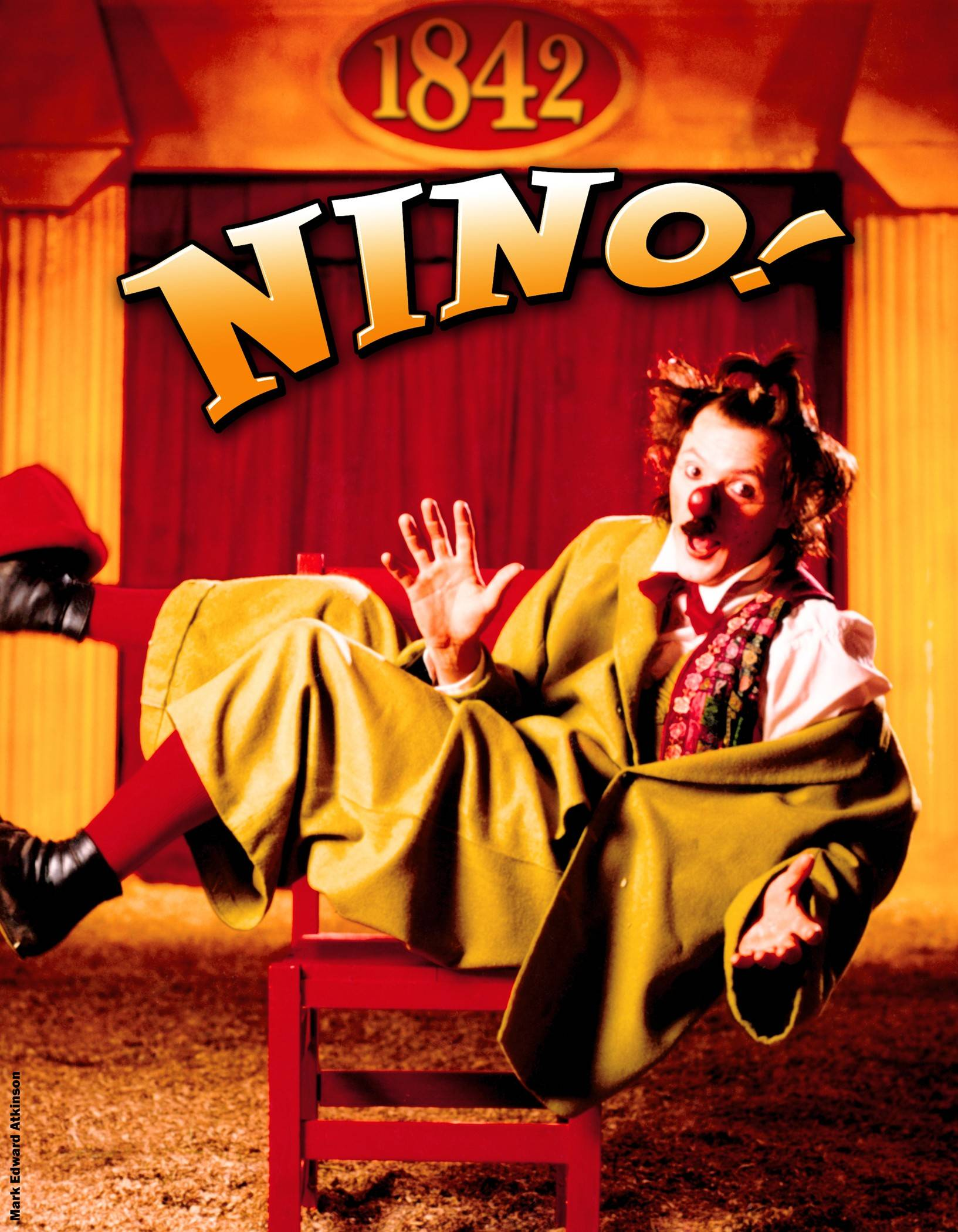 See the clown Nino as part of the Italian Family Circus Zopp� in Addison this weekend.