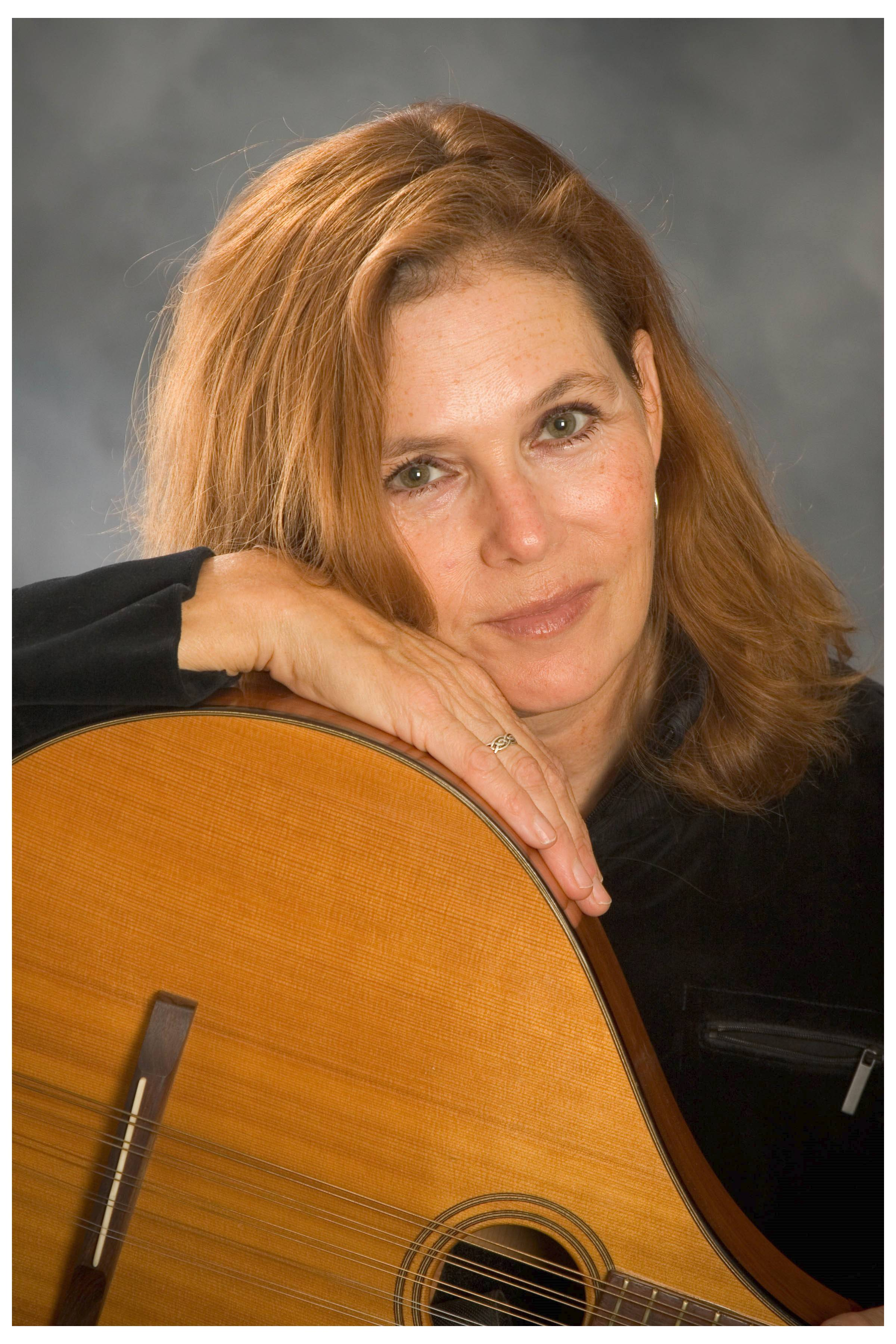 Courtesy of Kitty DonohoeMichigan-based singer and songwriter Kitty Donohoe sings and play the piano, guitar and cittern in a concert at 7:30 p.m. Friday, May 9, at Trinity Lutheran Church, 675 Algonquin Road, Des Plaines.