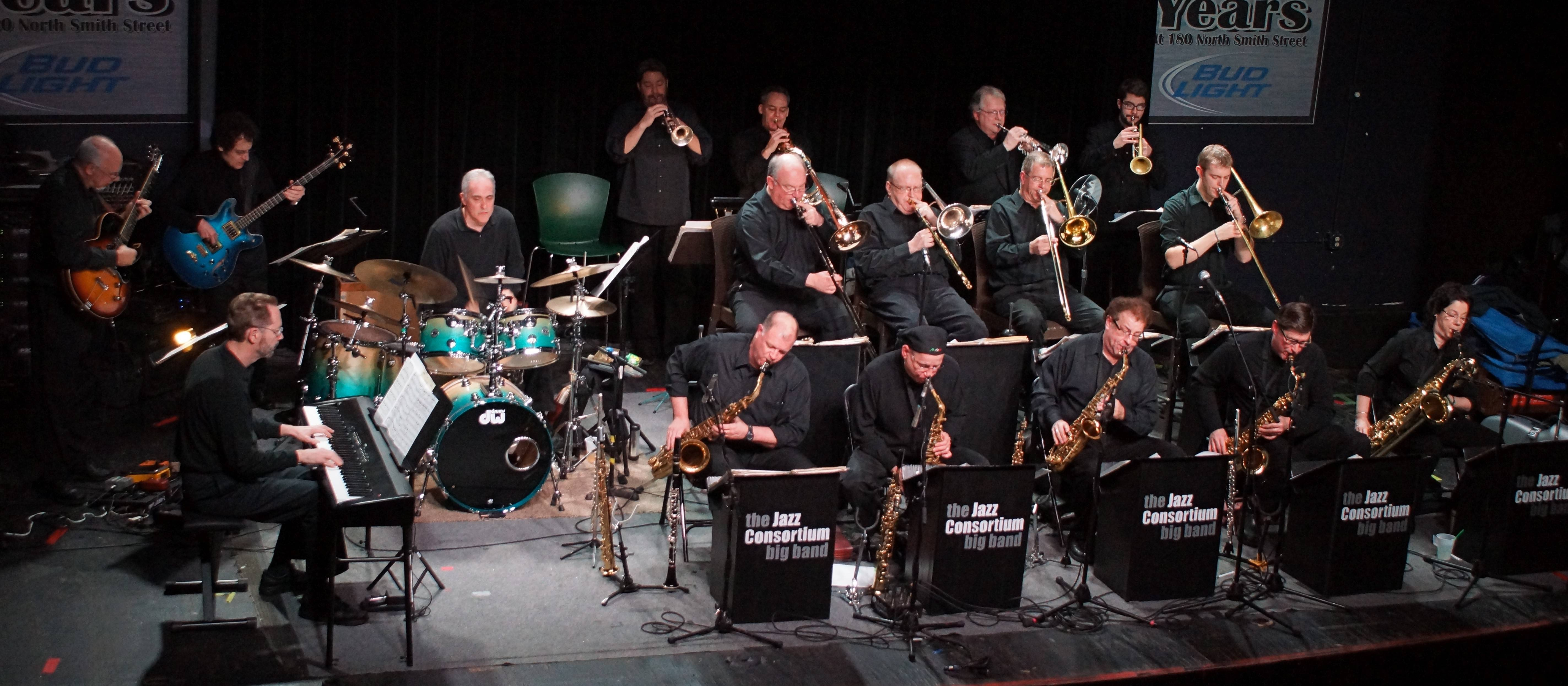 The Jazz Consortium Big Band plays a special Mother's Day Concert at Durty Nellie's in Palatine at 6 p.m. Sunday, May 11.