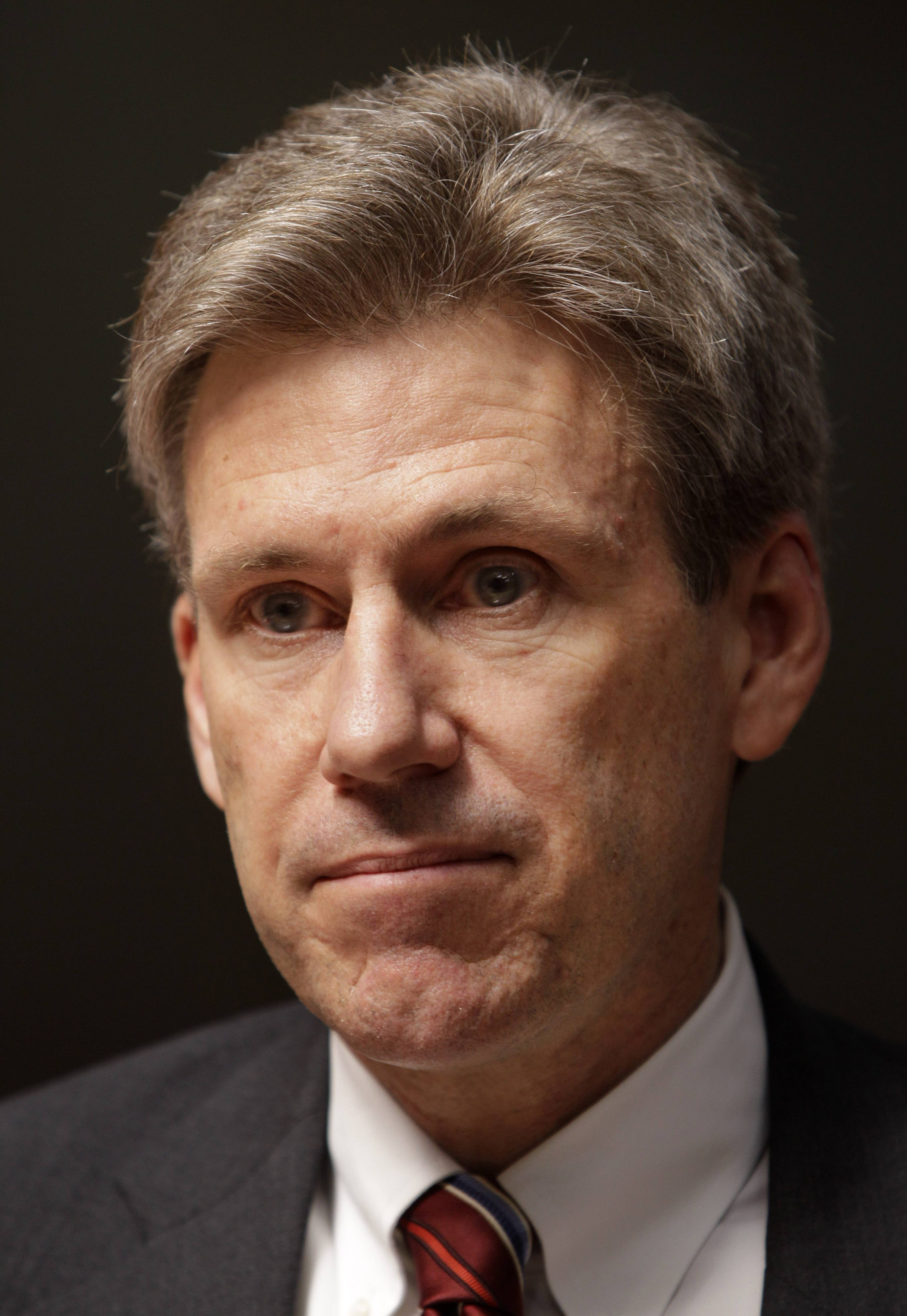 U.S. envoy Chris Stevens was killed in the U.S. consulate attack in Benghazi, Libya, Sept. 11, 2012.