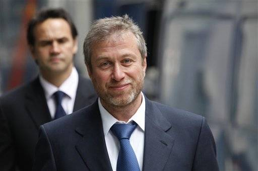 Tthe owner of England's Chelsea Football Club, Roman Abramovich as he leaves court in London. A new study of the super-rich finds that London has become the capital of the world's wealthiest, with more billionaires than any other city in the world. Abramovich is number 9 on the list, published by The Sunday Times.