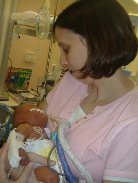 When her daughter, Melinda, was born more than two months early with multiple health issues, Lisa Koenen pumped her extra breast milk and kept it in a freezer. After Melinda died, Koenen, a Hoffman Estates police officer, donated the breast milk to help save the lives of other sick babies.