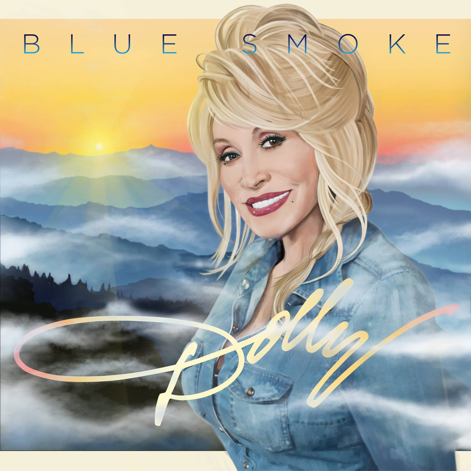 "Dolly Parton creates her best album in a long time with ""Blue Smoke."""