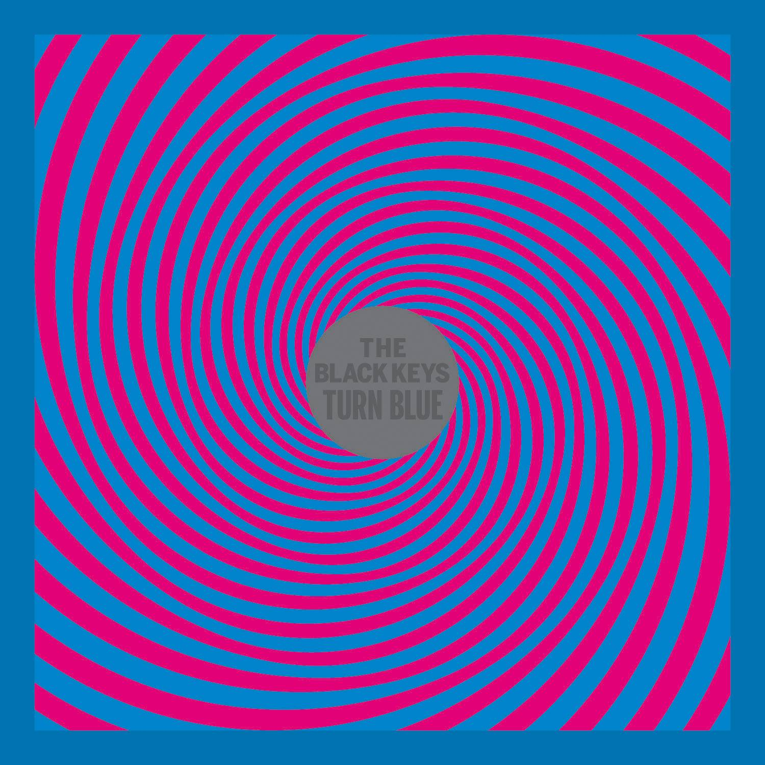 """Turn Blue"" is the eighth album released by The Black Keys."