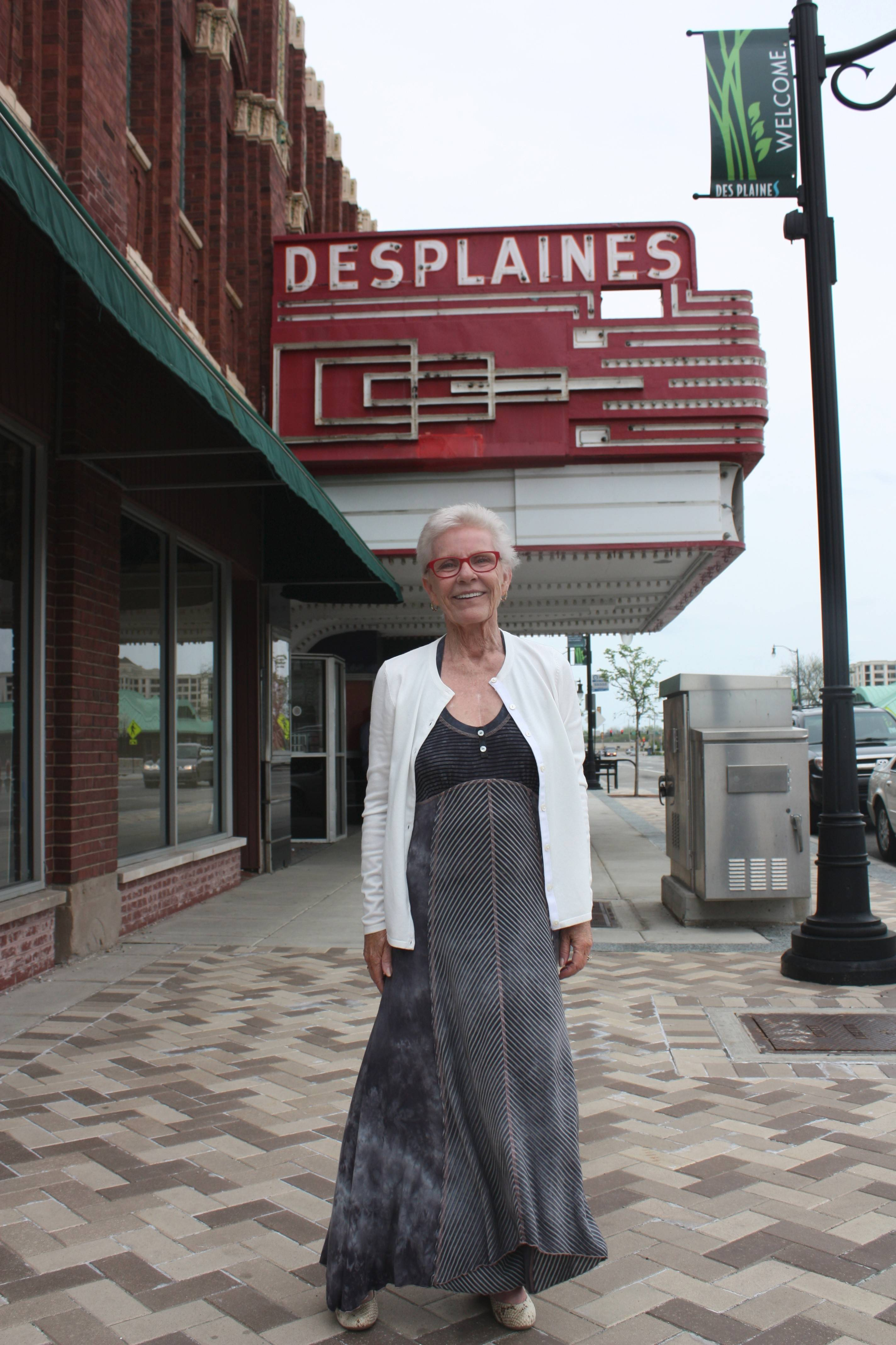 "Oscar-winning actress Patty Duke was in the suburbs Sunday scouting the Des Plaines Theatre as a possible location for a new production of ""The Miracle Worker."" Local supporters of the historic theater hope the production could be a much-needed shot in the arm for the facility."