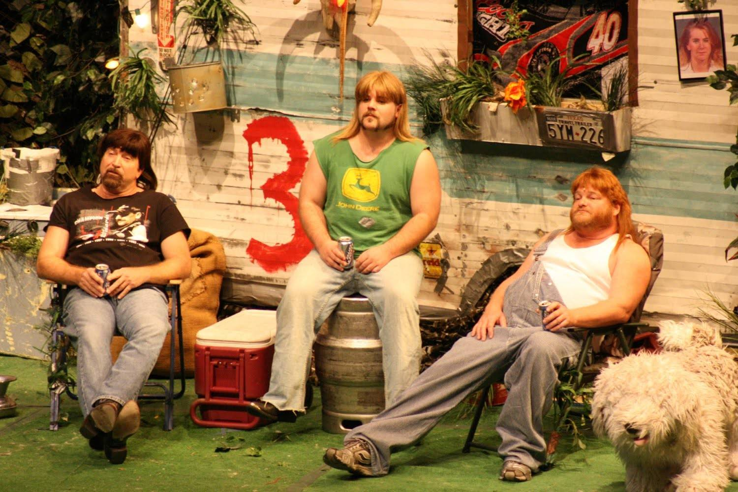 3 Redneck Tenors plays the Paramount Theatre in Aurora on Friday, May 16.