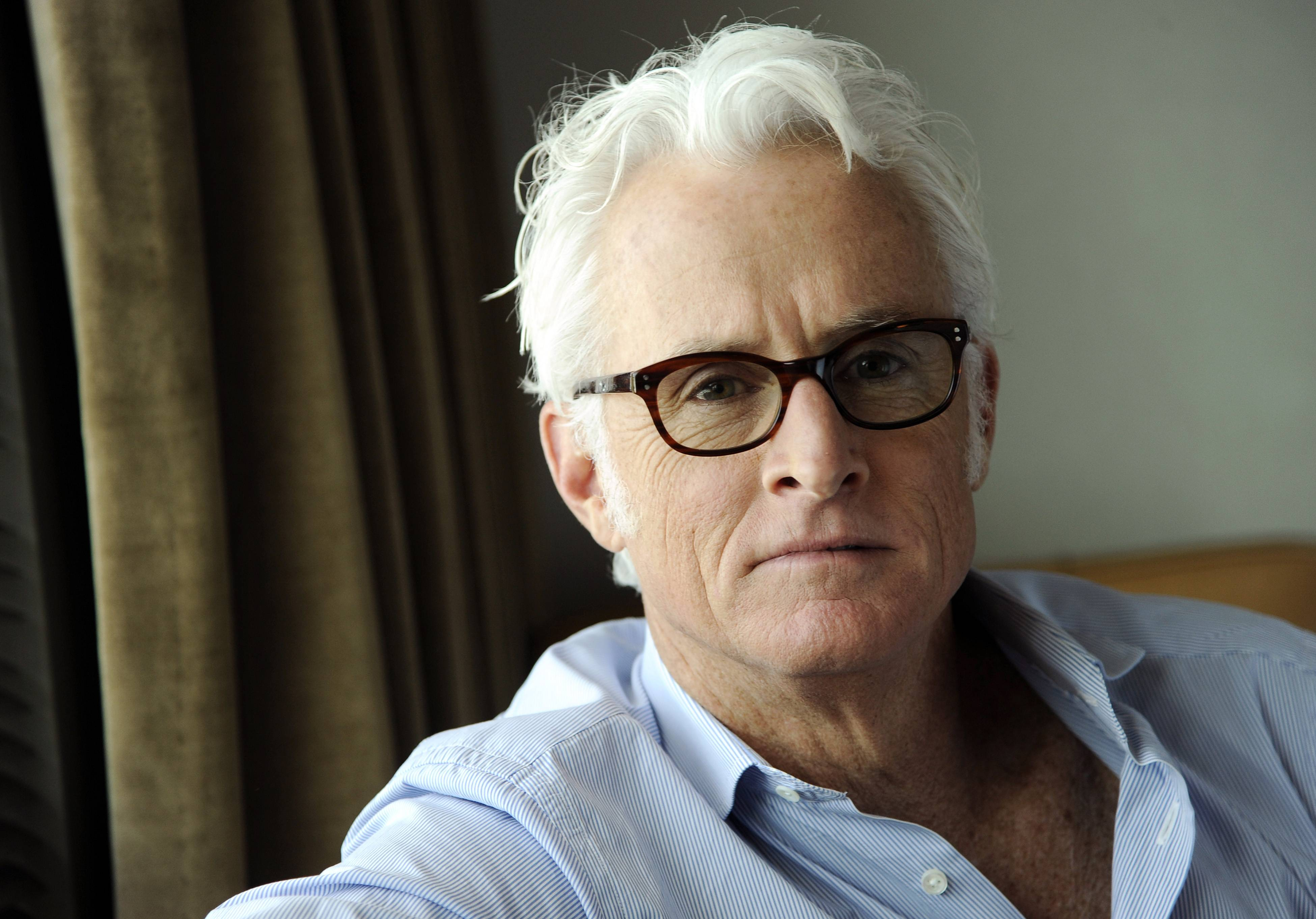 """Mad Men"" actor John Slattery makes his directorial debut with ""God's Pocket,"" a independent film based on Peter Dexter's novel about overlapping working class lives, coming to the Music Box Theatre in Chicago on May 16. It's also one of the final performances by the late Philip Seymour Hoffman."