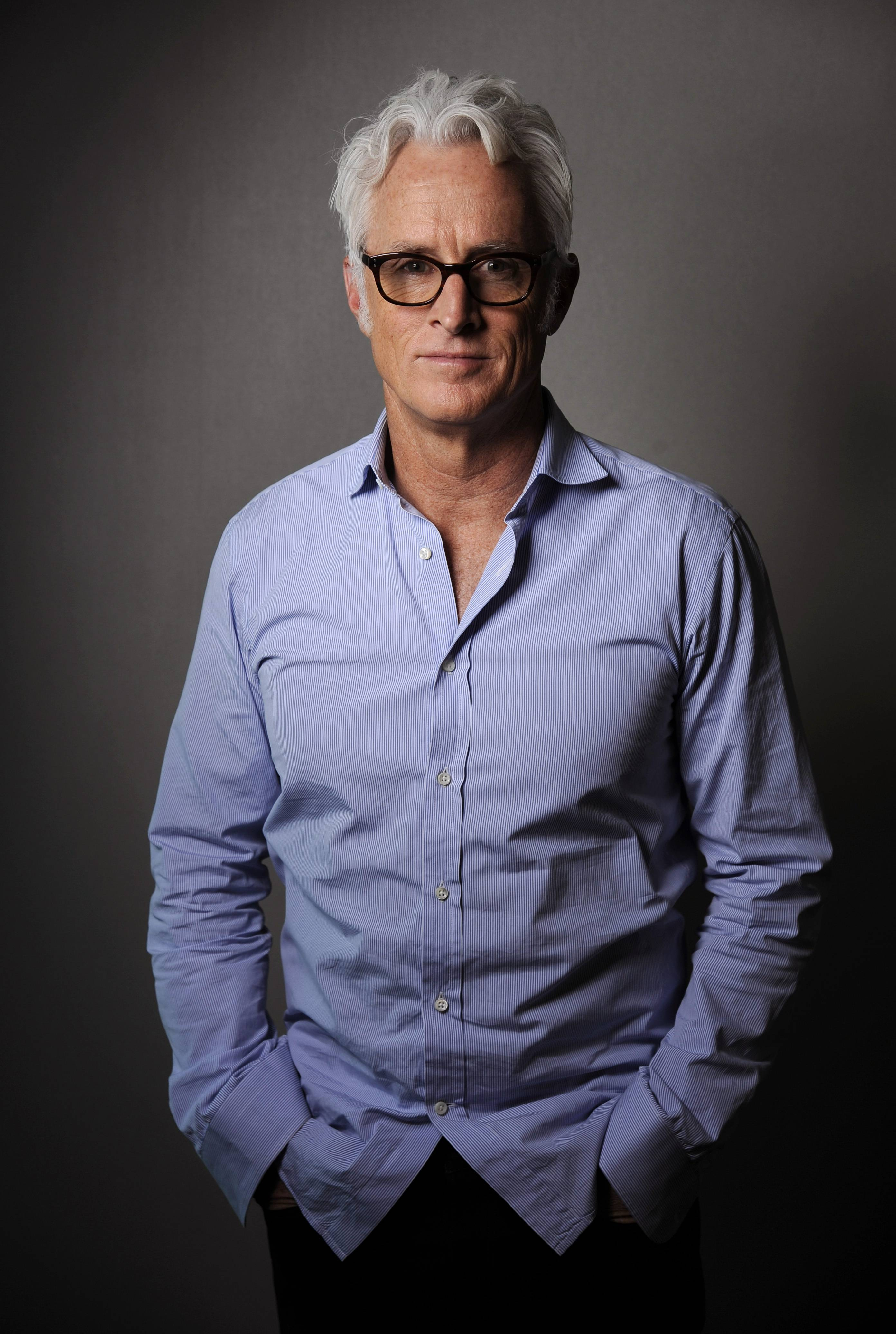 john slattery interview