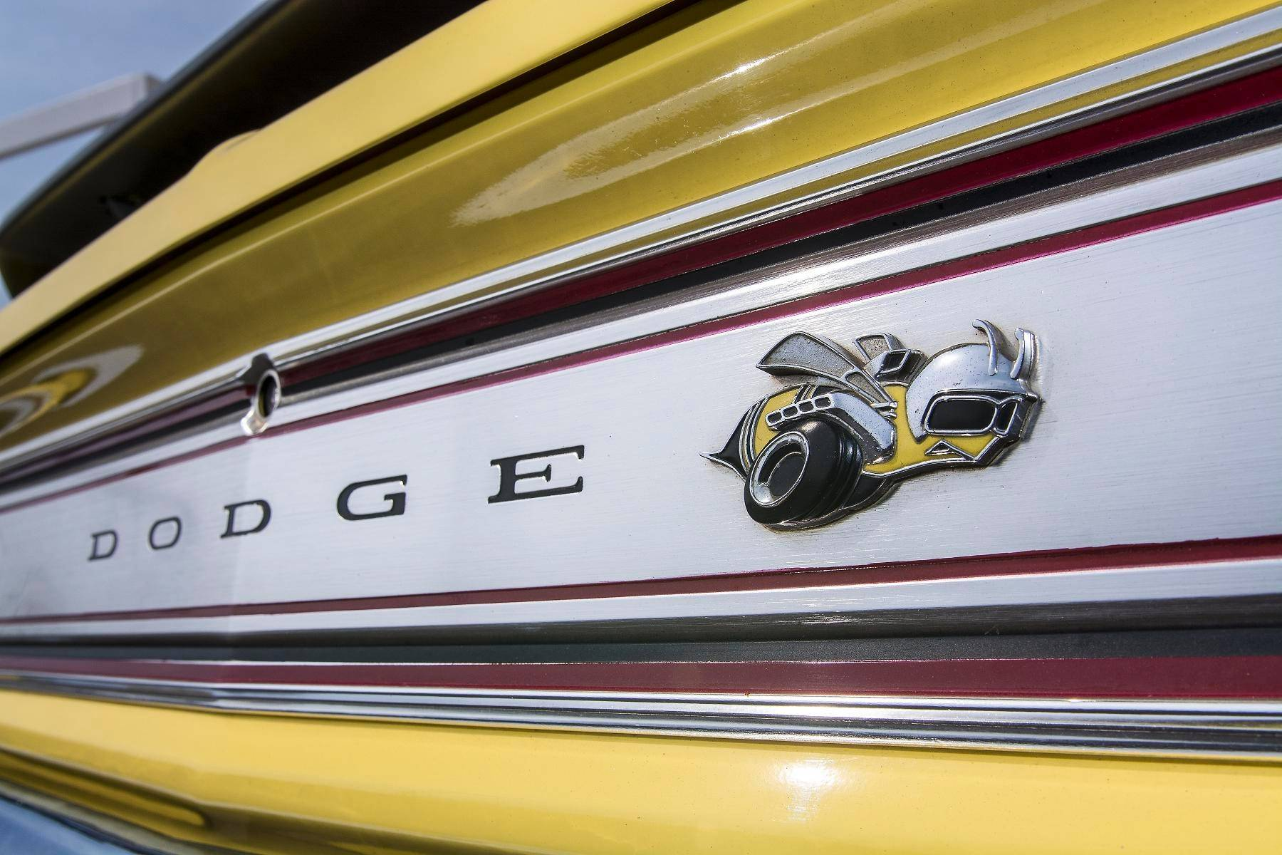 Many people who attend car shows are unaware Dodge once made the Super Bee, Szarzynski says.