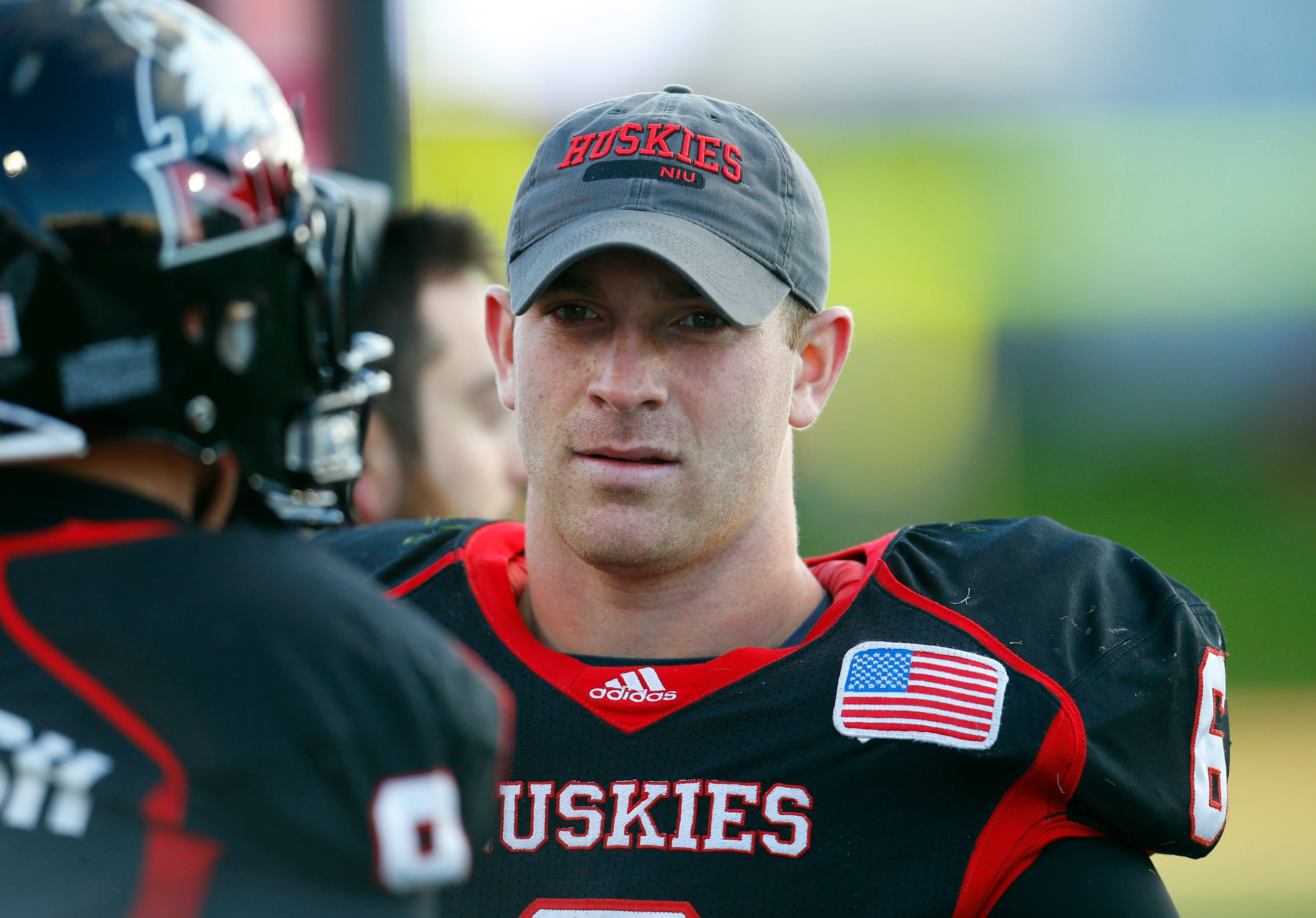 Although he was not drafted, former Northern Illinois quarterback Jordan Lynch signed with the Chicago Bears as a free agent.