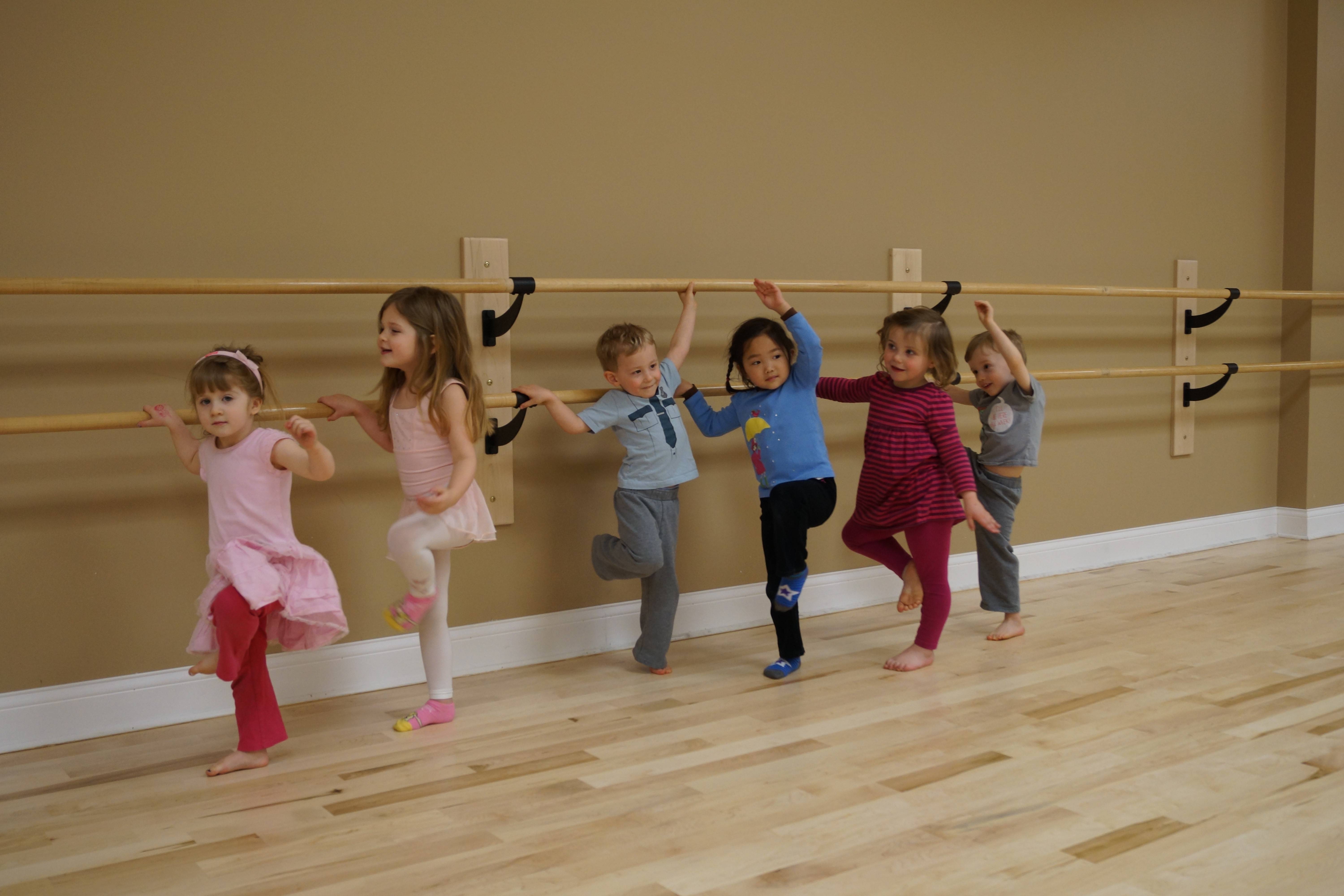 With a new wood studio floor at the Alfred Rubin Riverwalk Community Center, Naperville Park District plans to offer new dance classes, including more options for younger dancers and for boys.