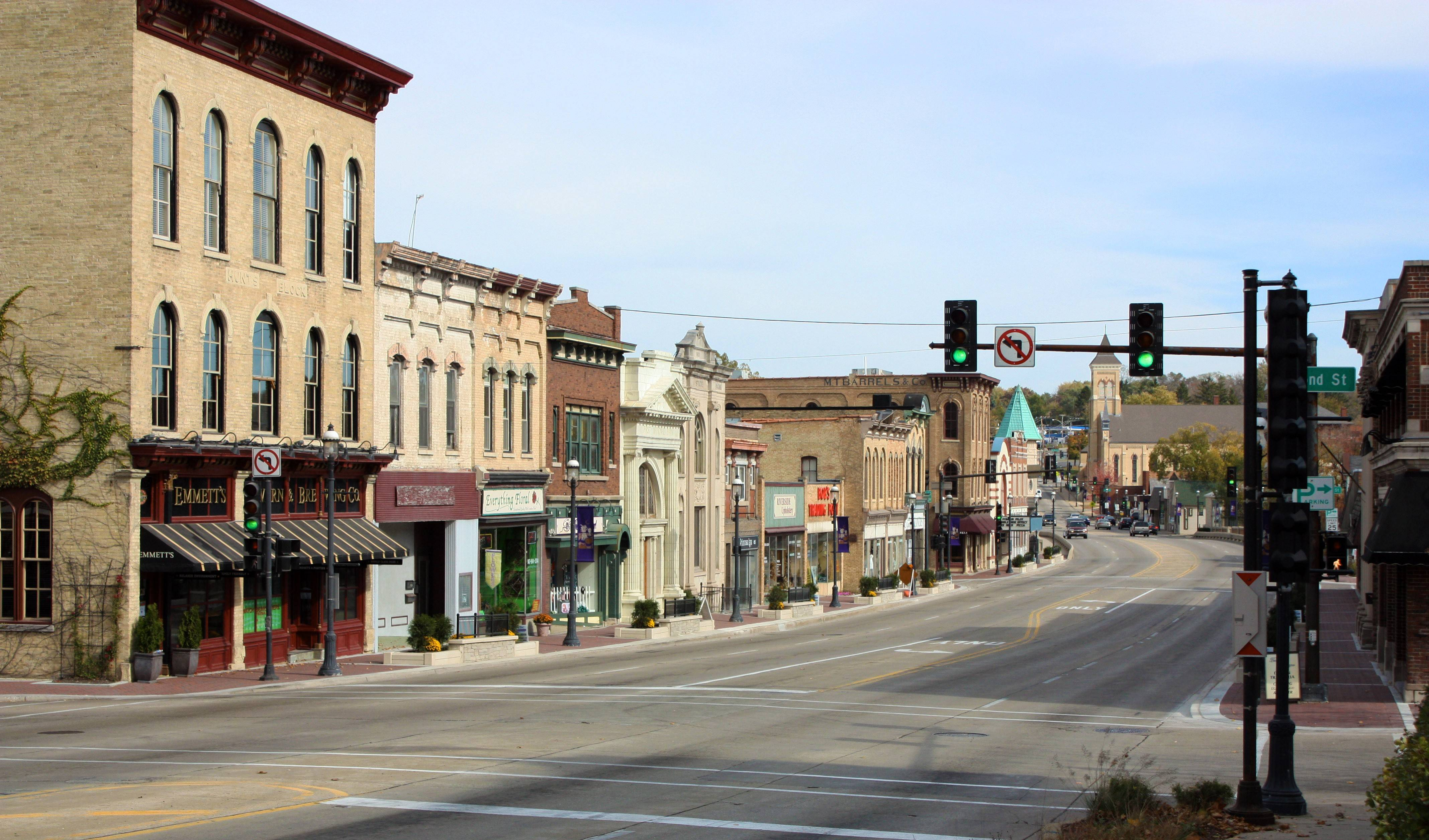 The downtown redevelopment plan for the village of West Dundee encourages and provides the opportunity for public engagement to assist in shaping the future of West Dundee's Downtown Commercial District, which is listed on the National Register of Historic Places.