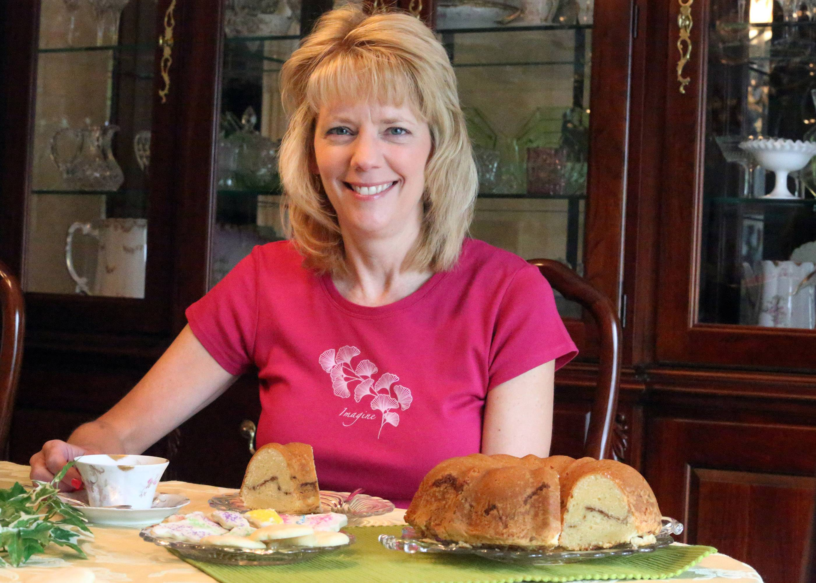 Cook of the week: Inverness mom relishes baking gene