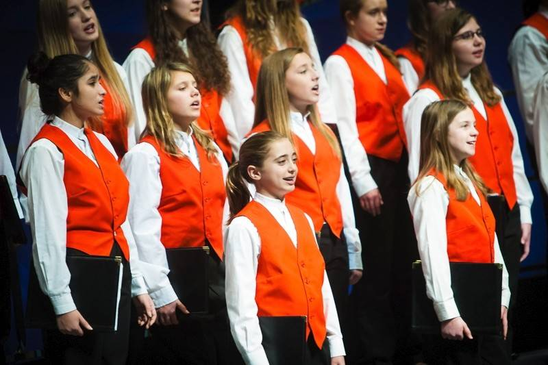 "The Elgin Children's Chorus will perform a ""Harmonies and Melodies"" concert at 3 p.m. Sunday, May 18, at Elgin Community College's Blizzard Theater."