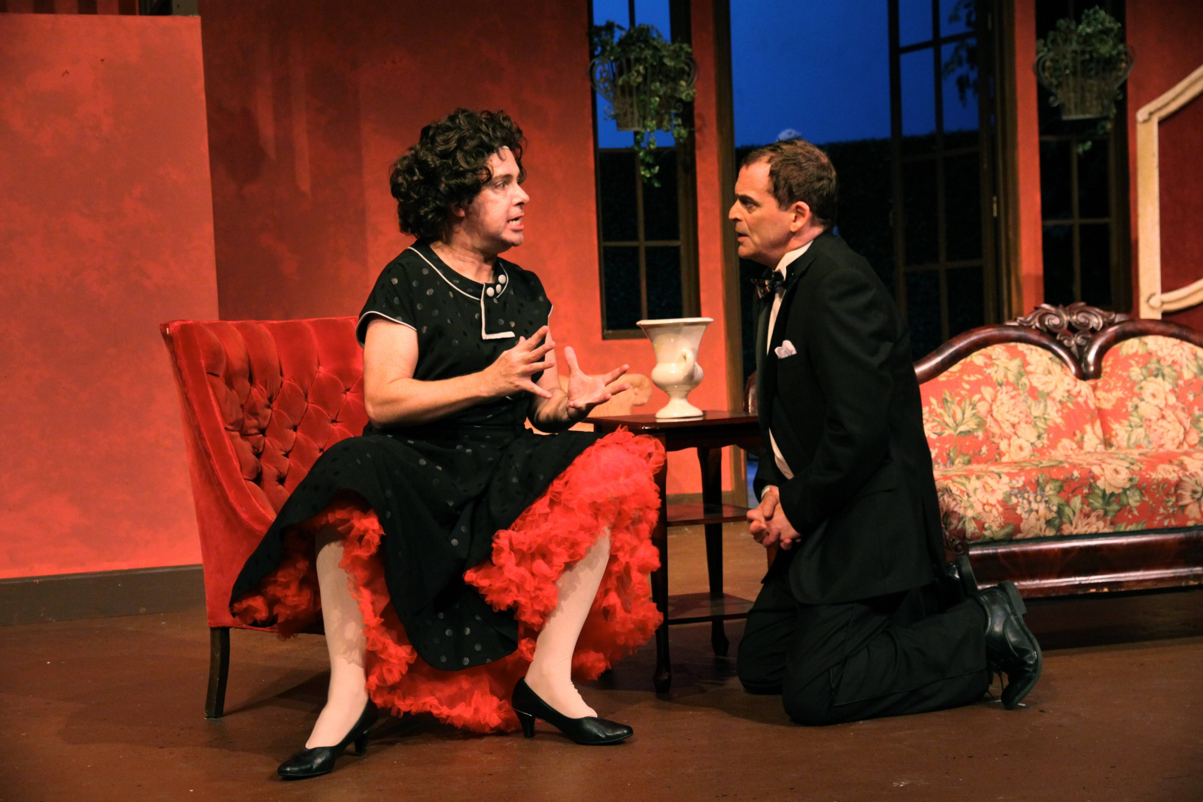 "Buffalo Theatre Ensemble won't be returning to College of DuPage. The group's last production at the Glen Ellyn school was ""Leading Ladies"" in September."