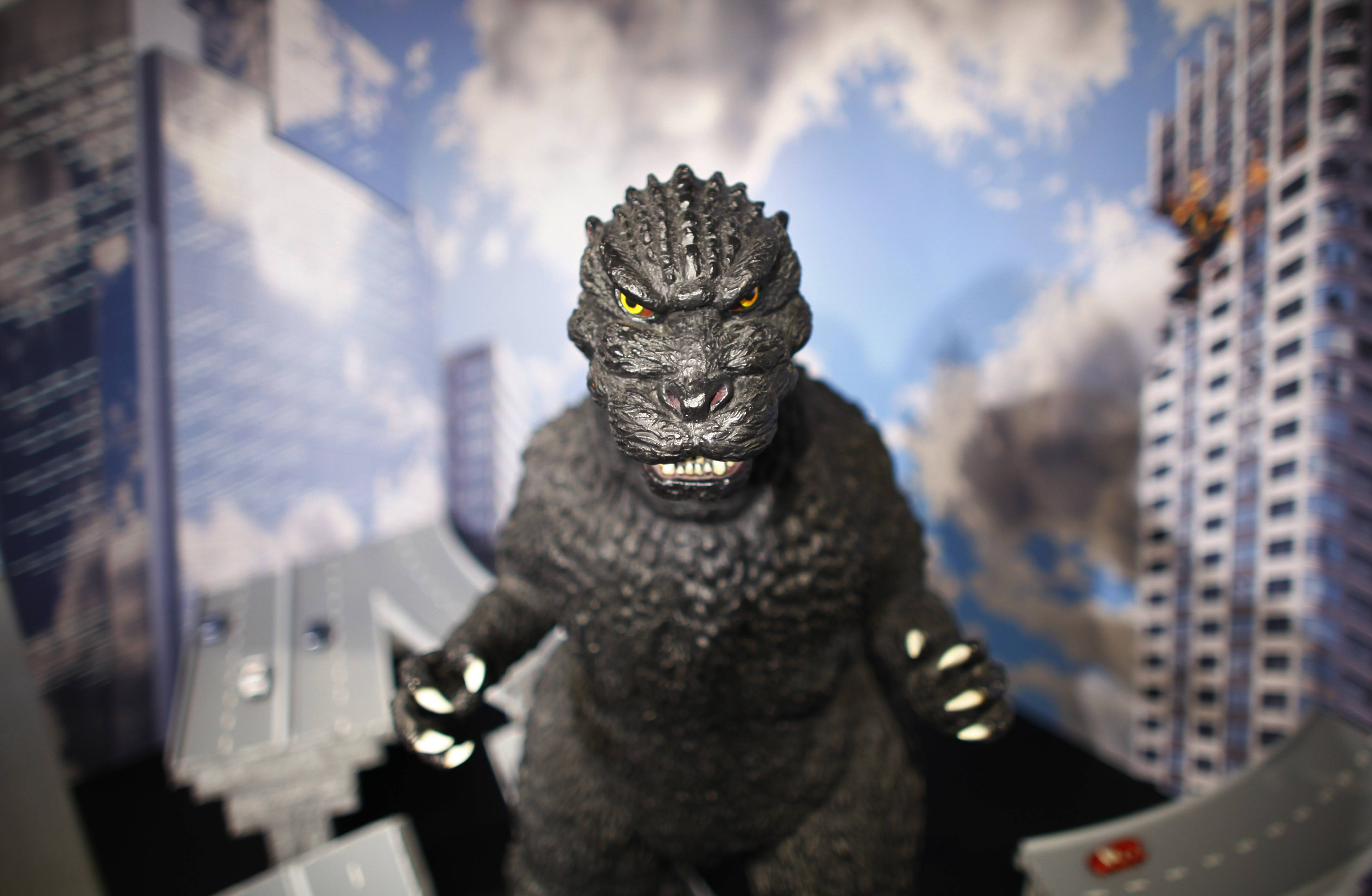 He spews radioactive fire, razes cities and pummels creatures from Earth and beyond, but even Godzilla needs a good lawyer sometimes.